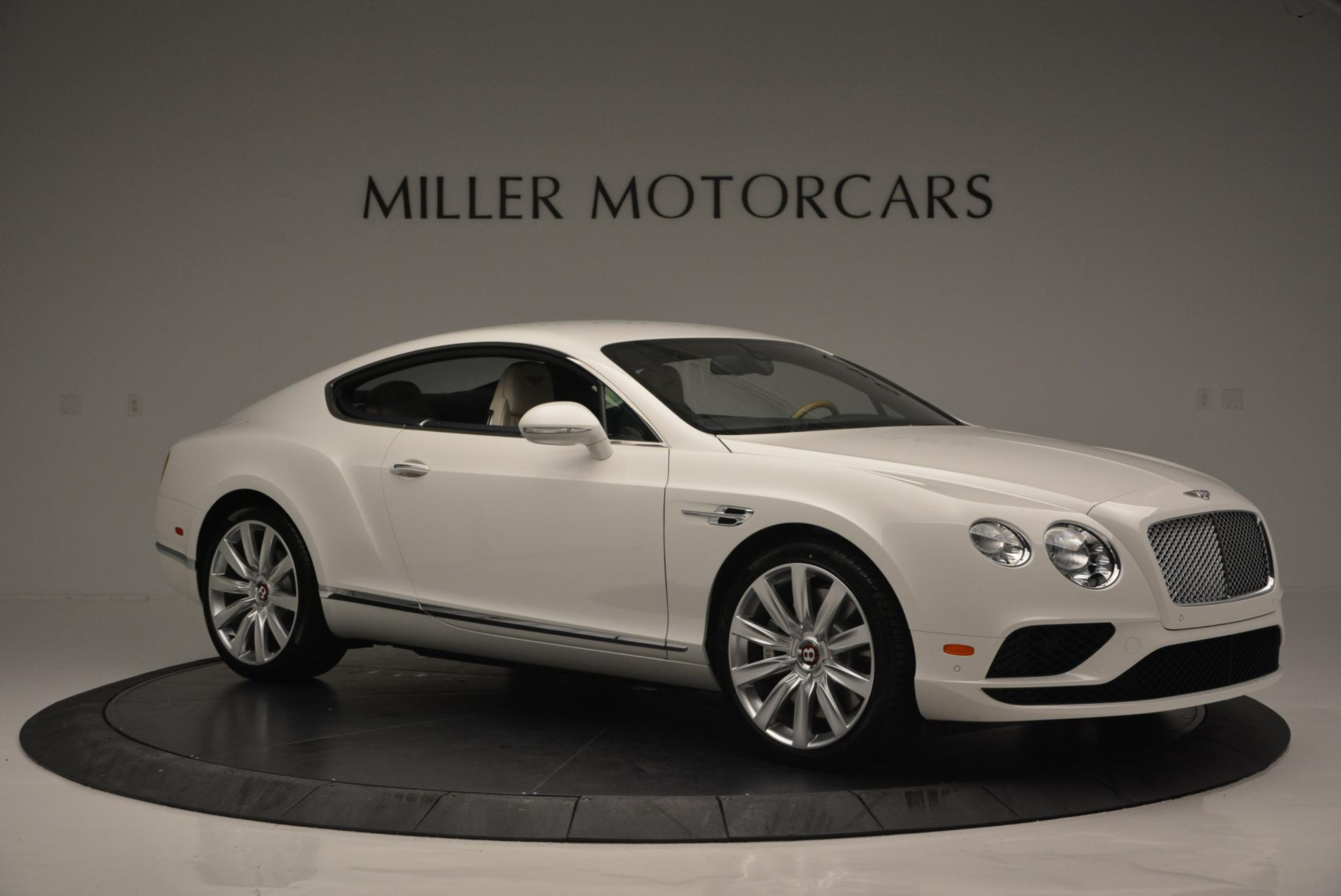 New 2016 Bentley Continental GT V8 For Sale In Westport, CT 502_p10