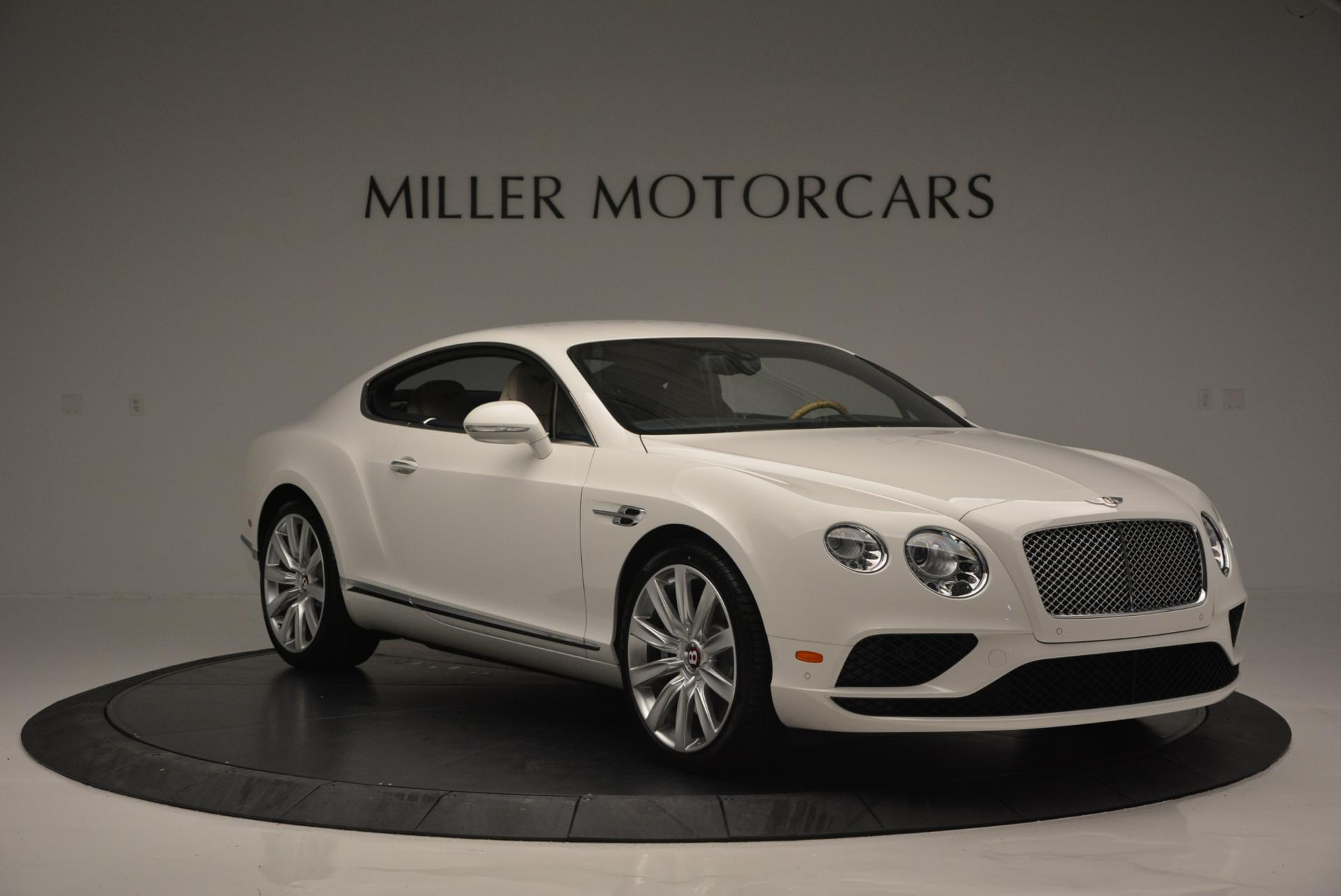 New 2016 Bentley Continental GT V8 For Sale In Westport, CT 502_p11