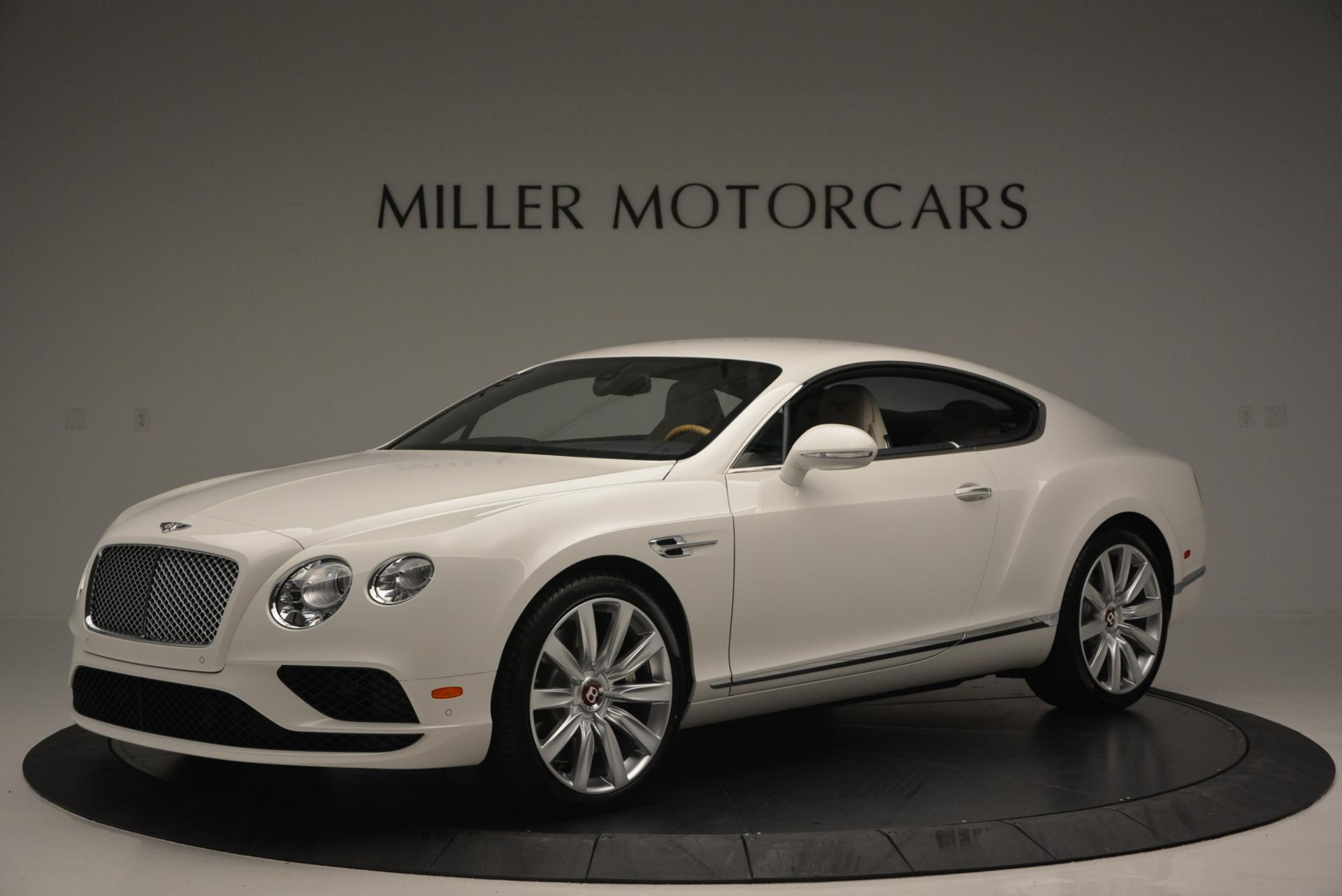New 2016 Bentley Continental GT V8 For Sale In Westport, CT 502_p2