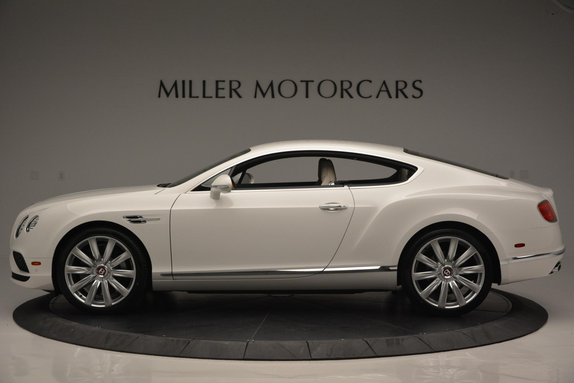 New 2016 Bentley Continental GT V8 For Sale In Westport, CT 502_p3