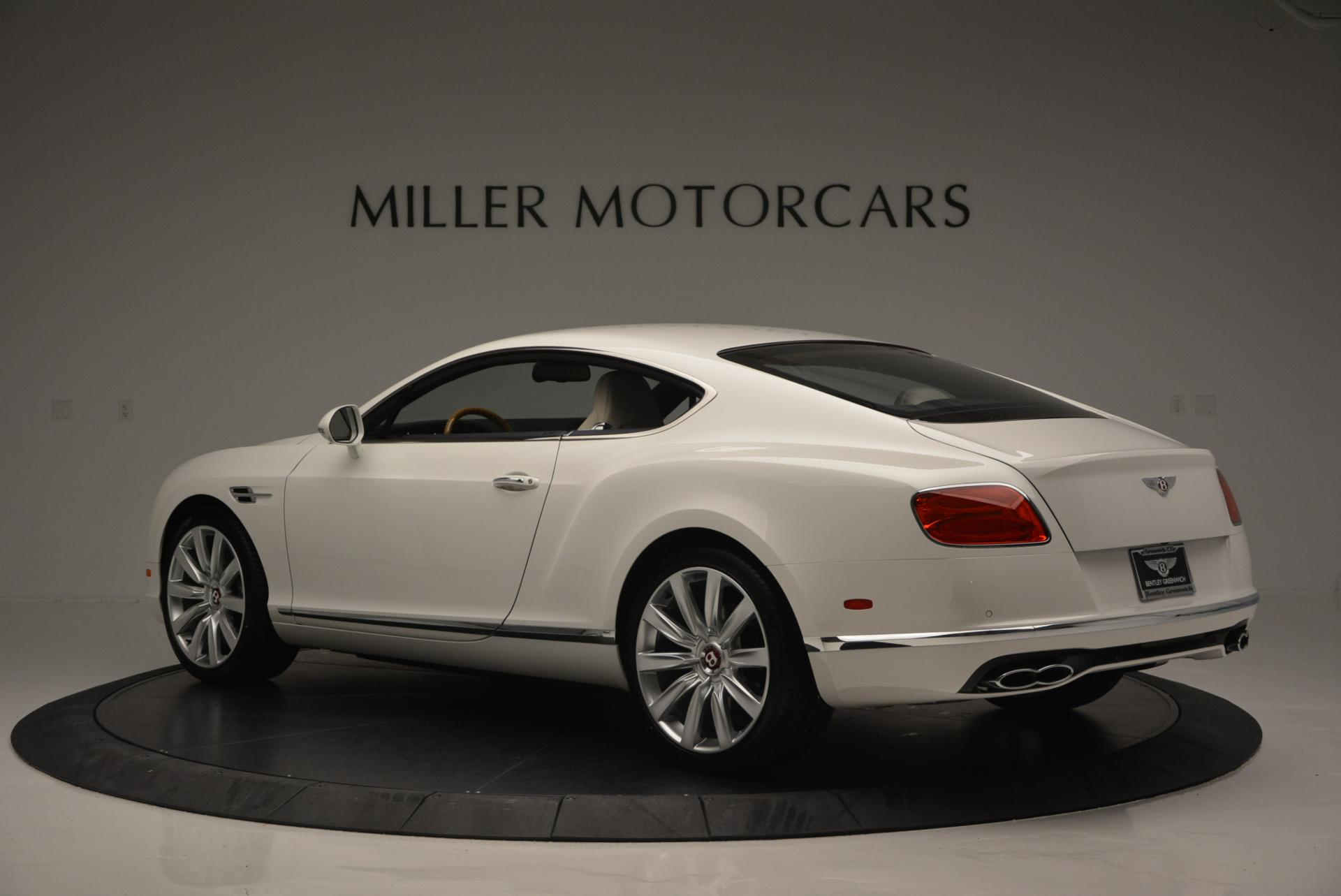 New 2016 Bentley Continental GT V8 For Sale In Westport, CT 502_p4