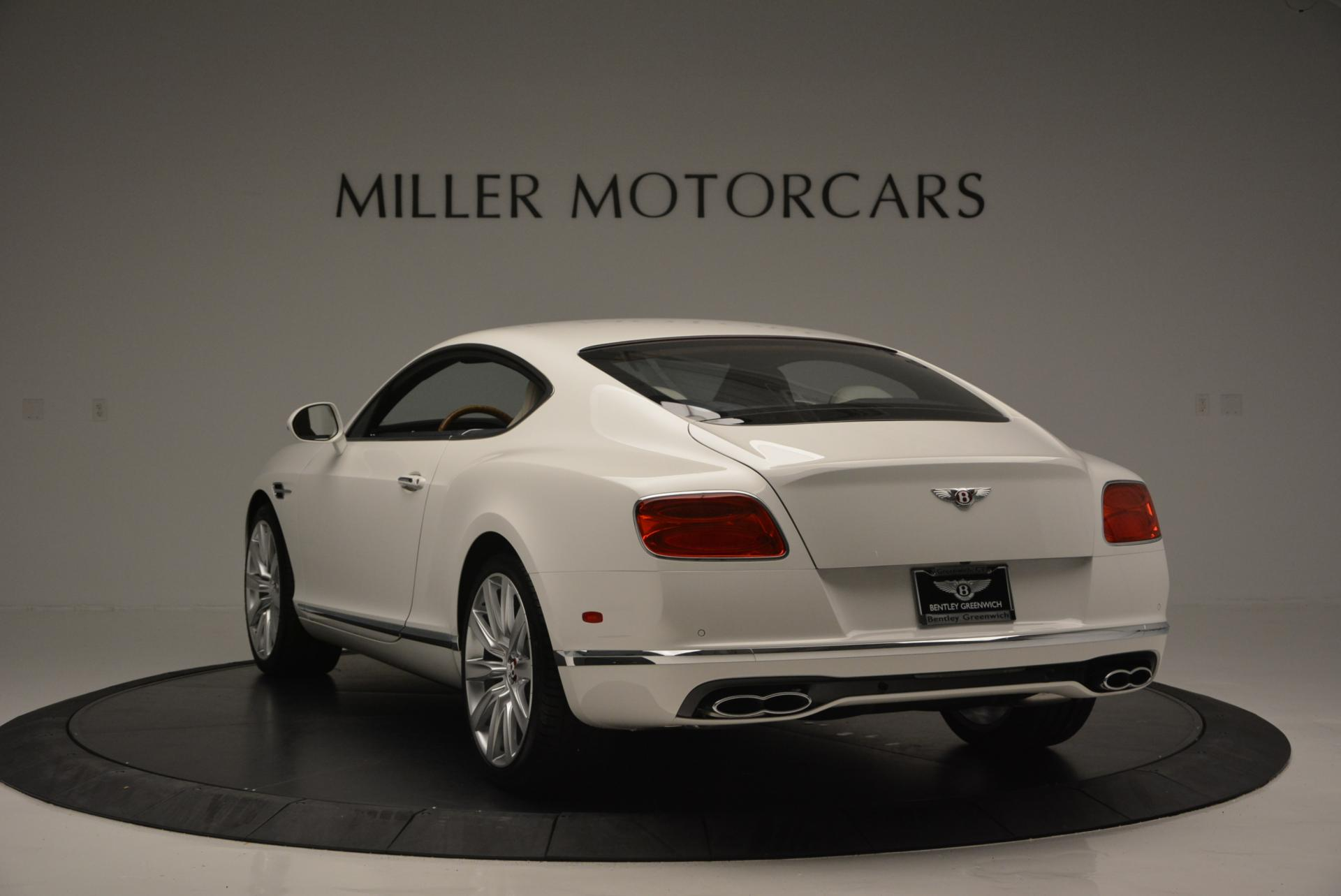 New 2016 Bentley Continental GT V8 For Sale In Westport, CT 502_p5