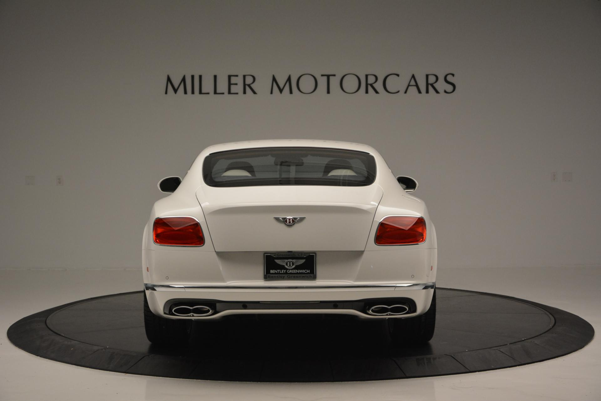 New 2016 Bentley Continental GT V8 For Sale In Westport, CT 502_p6