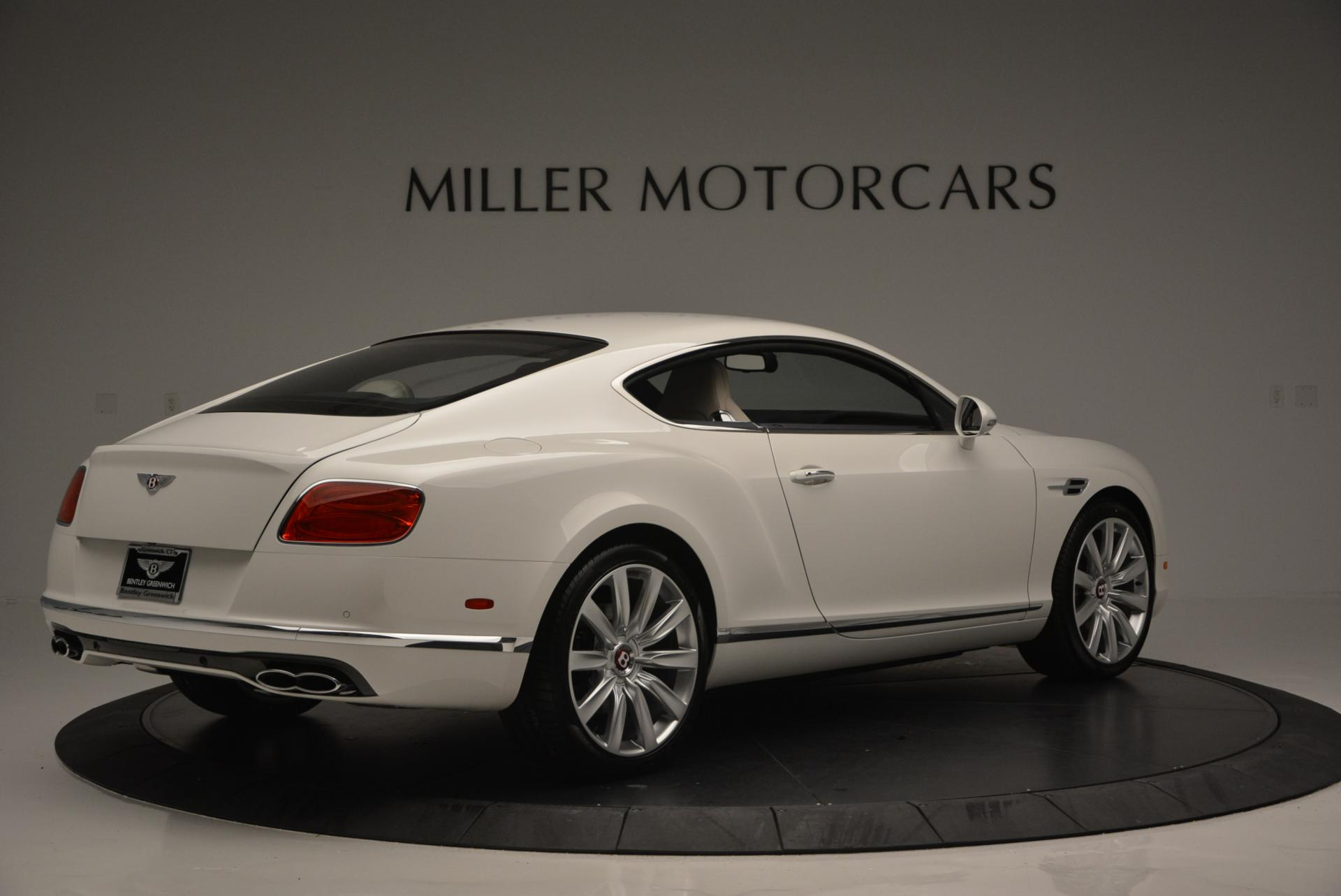 New 2016 Bentley Continental GT V8 For Sale In Westport, CT 502_p8