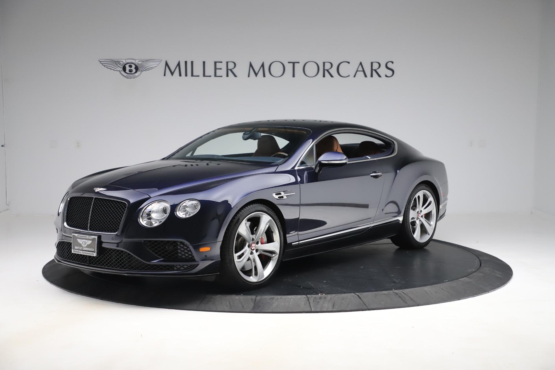 New 2017 Bentley Continental GT V8 S For Sale In Westport, CT 503_main