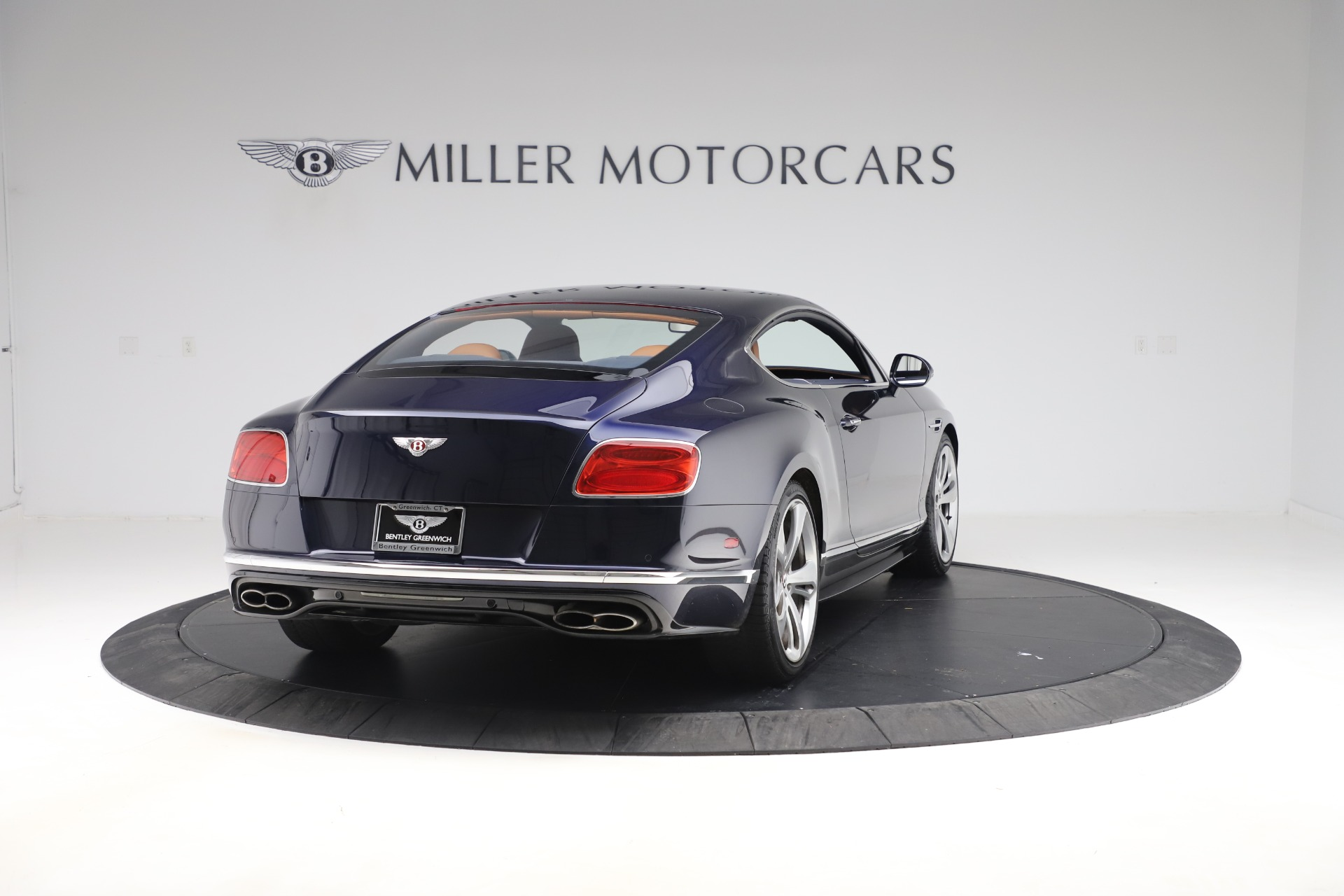 Used 2017 Bentley Continental GT V8 S For Sale In Westport, CT 503_p6