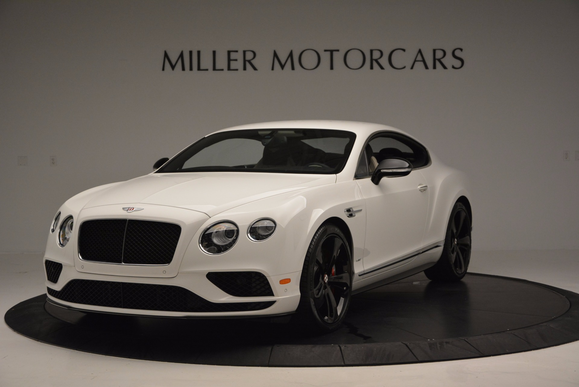 New 2017 Bentley Continental GT V8 S For Sale In Westport, CT 504_main