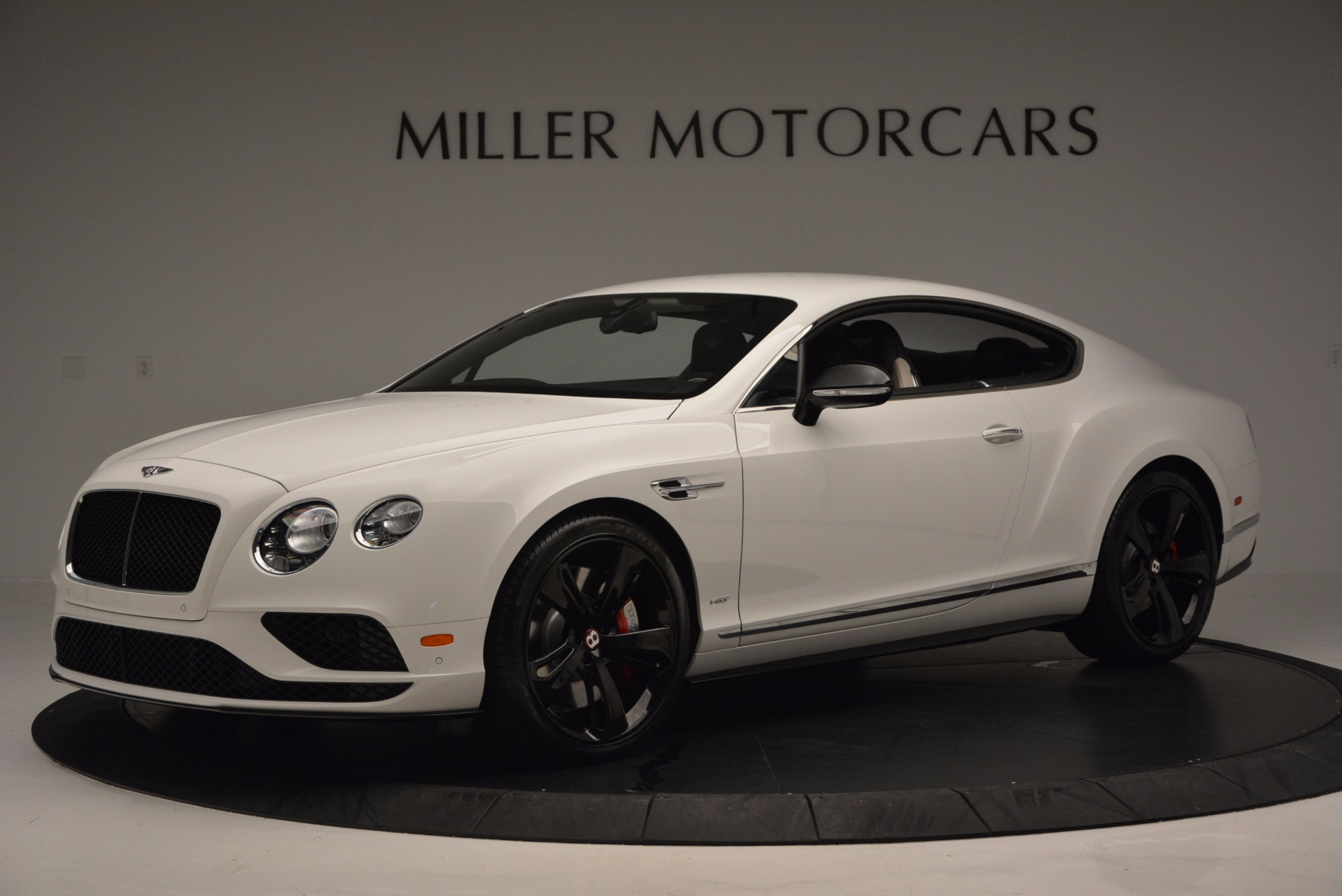 New 2017 Bentley Continental GT V8 S For Sale In Westport, CT 504_p2