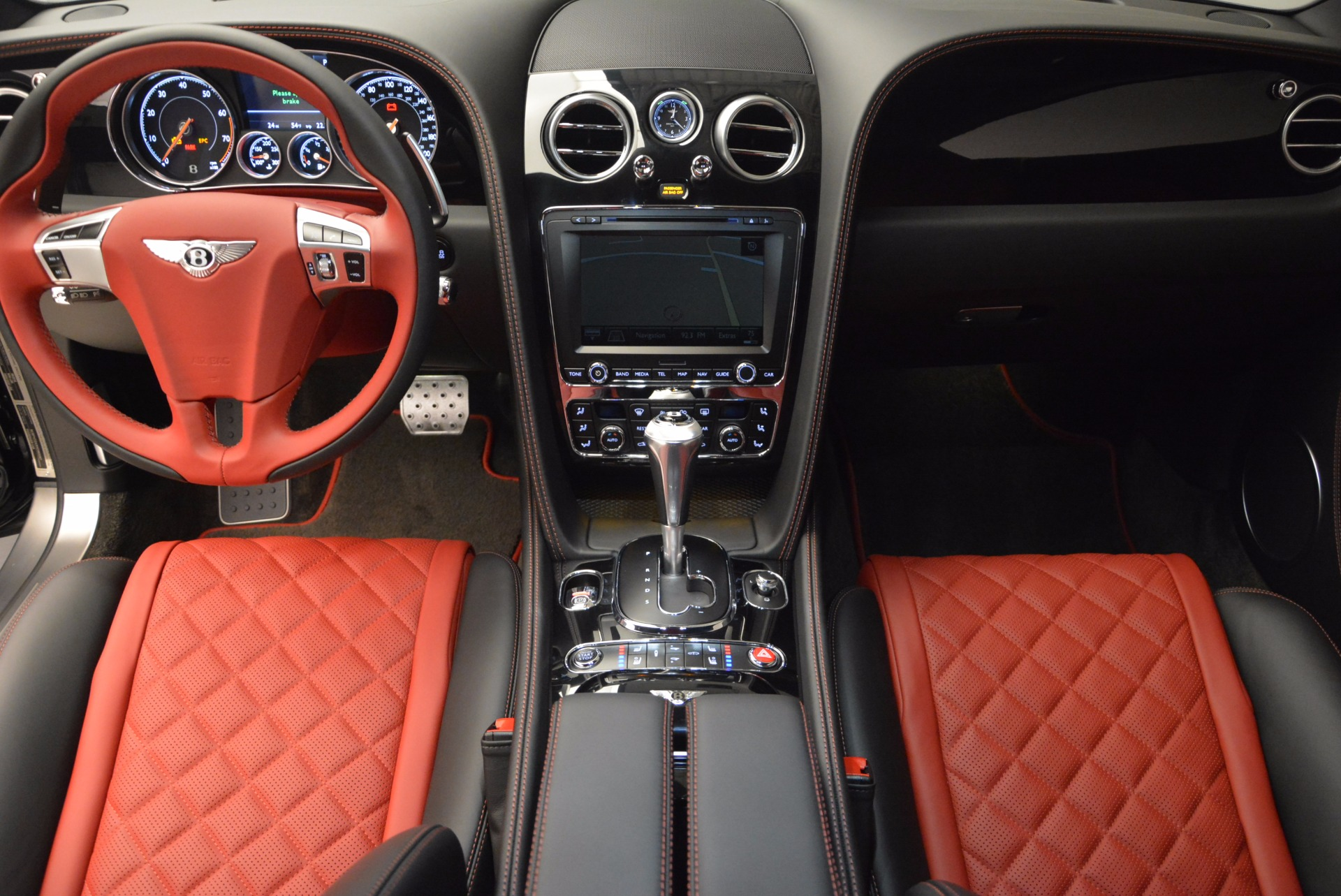 New 2017 Bentley Continental GT V8 S For Sale In Westport, CT 505_p27