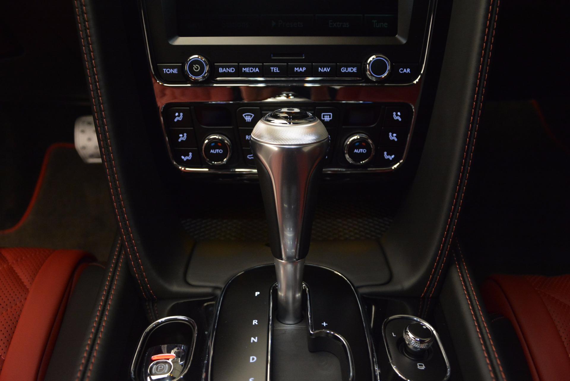 New 2017 Bentley Continental GT V8 S For Sale In Westport, CT 505_p30
