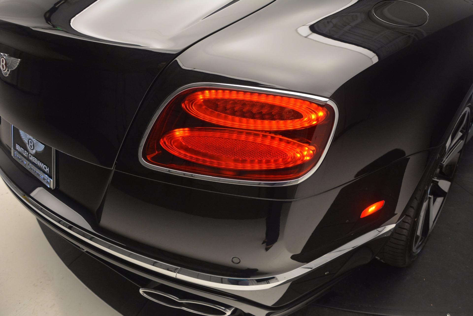 New 2017 Bentley Continental GT V8 S For Sale In Westport, CT 505_p32
