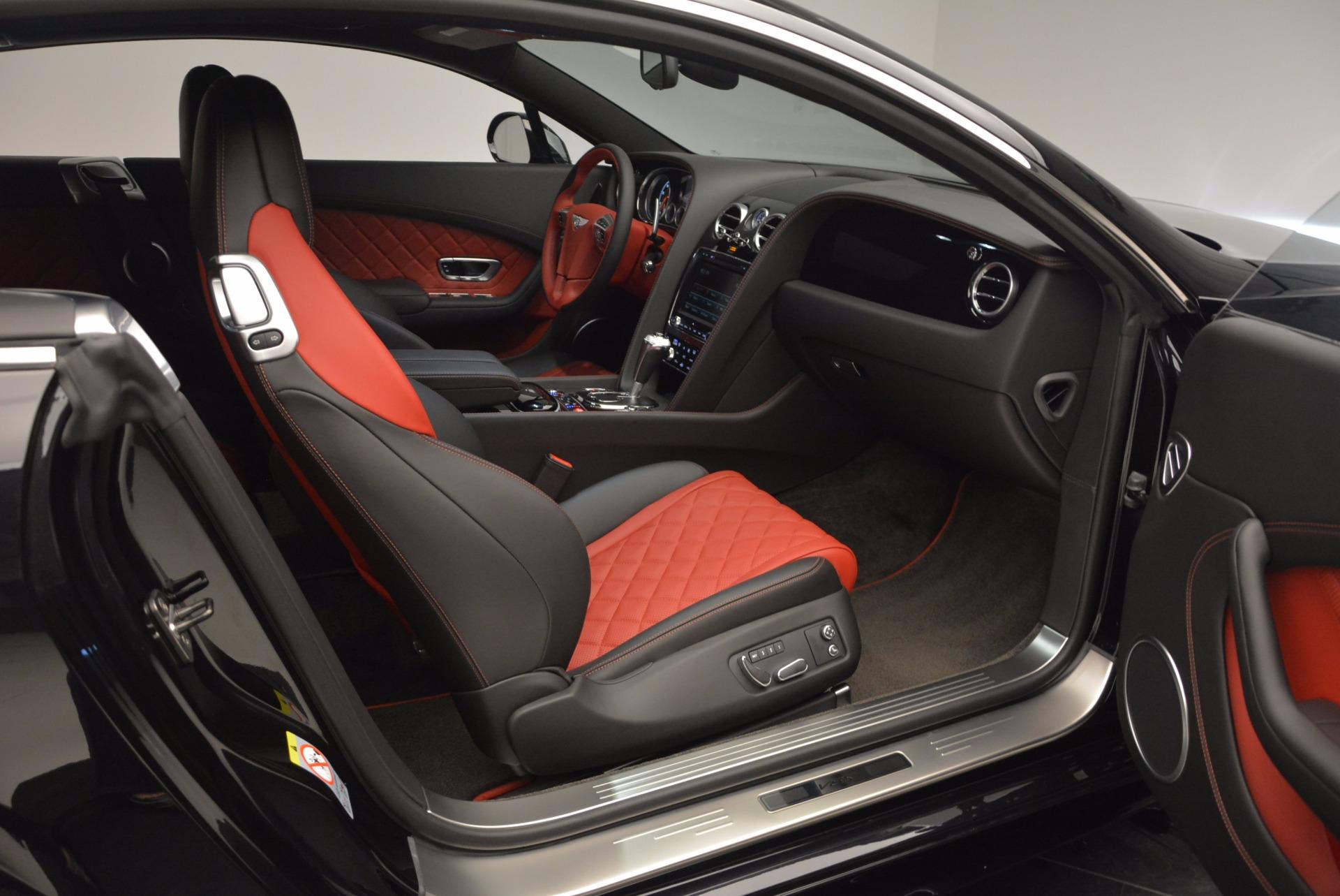 New 2017 Bentley Continental GT V8 S For Sale In Westport, CT 505_p34