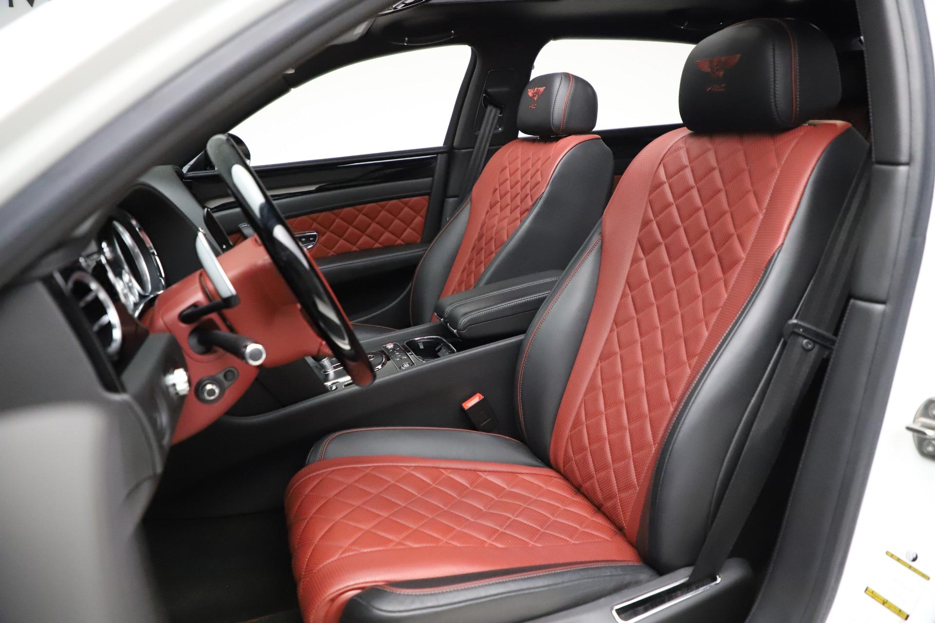 New 2017 Bentley Flying Spur V8 S For Sale In Westport, CT 507_p18