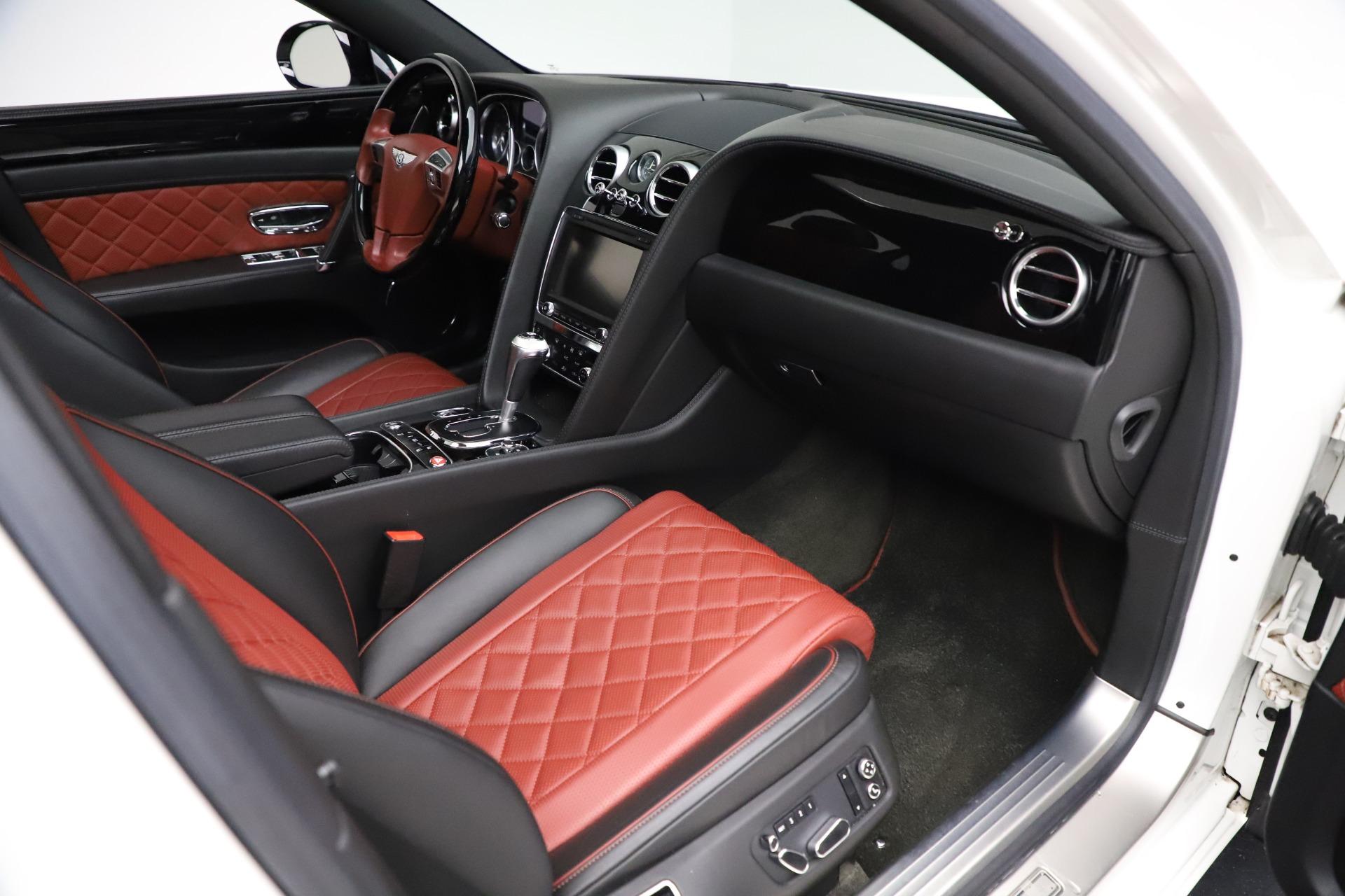 New 2017 Bentley Flying Spur V8 S For Sale In Westport, CT 507_p21