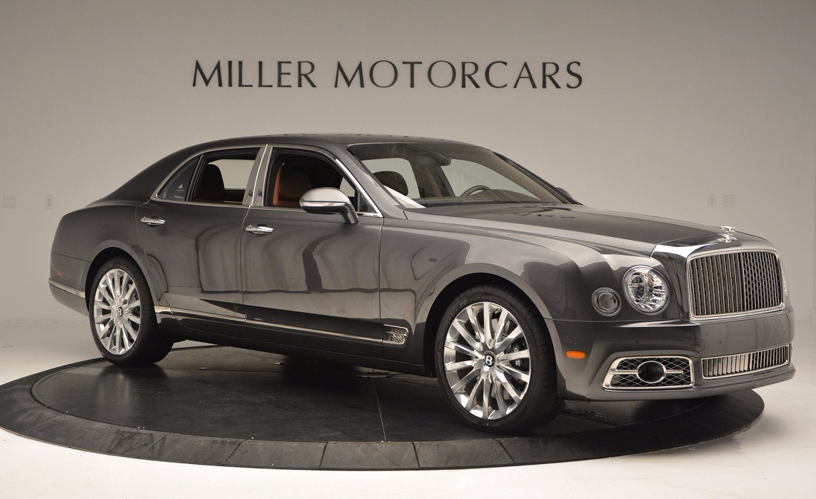 New 2017 Bentley Mulsanne  For Sale In Westport, CT 508_p10