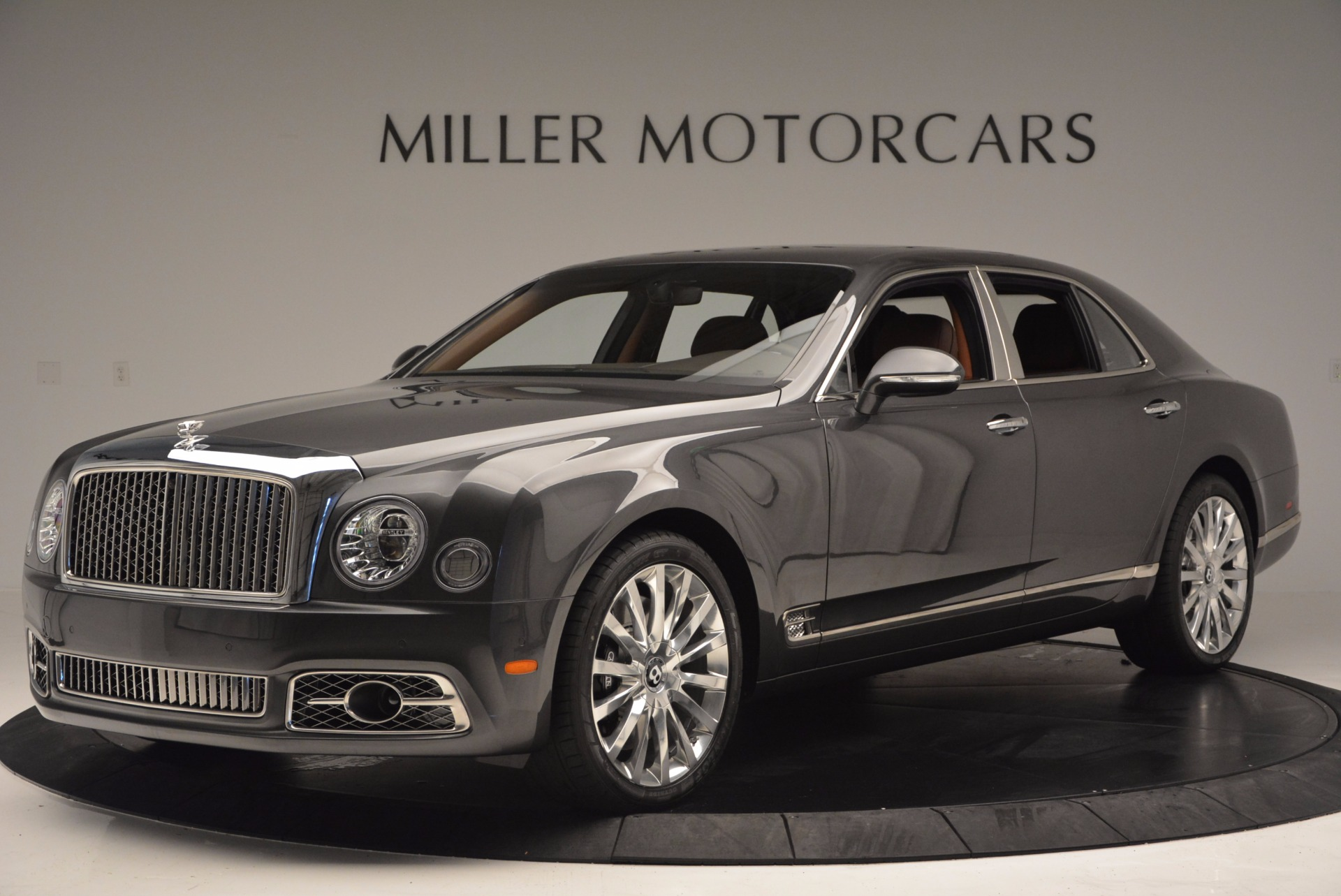 New 2017 Bentley Mulsanne  For Sale In Westport, CT 508_p2