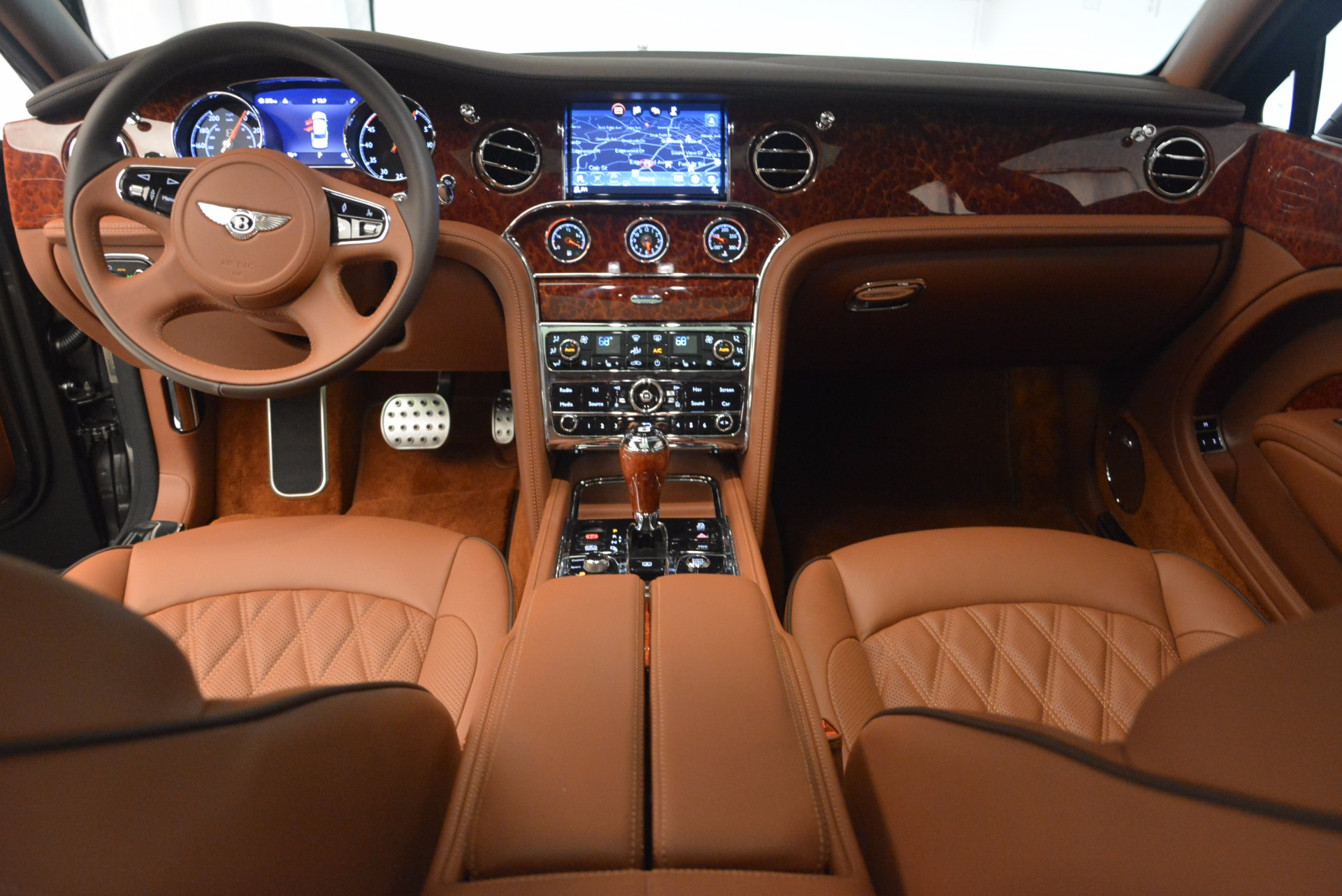 New 2017 Bentley Mulsanne  For Sale In Westport, CT 508_p37