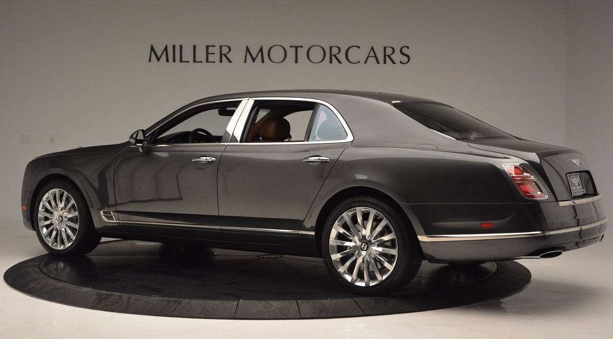 New 2017 Bentley Mulsanne  For Sale In Westport, CT 508_p4