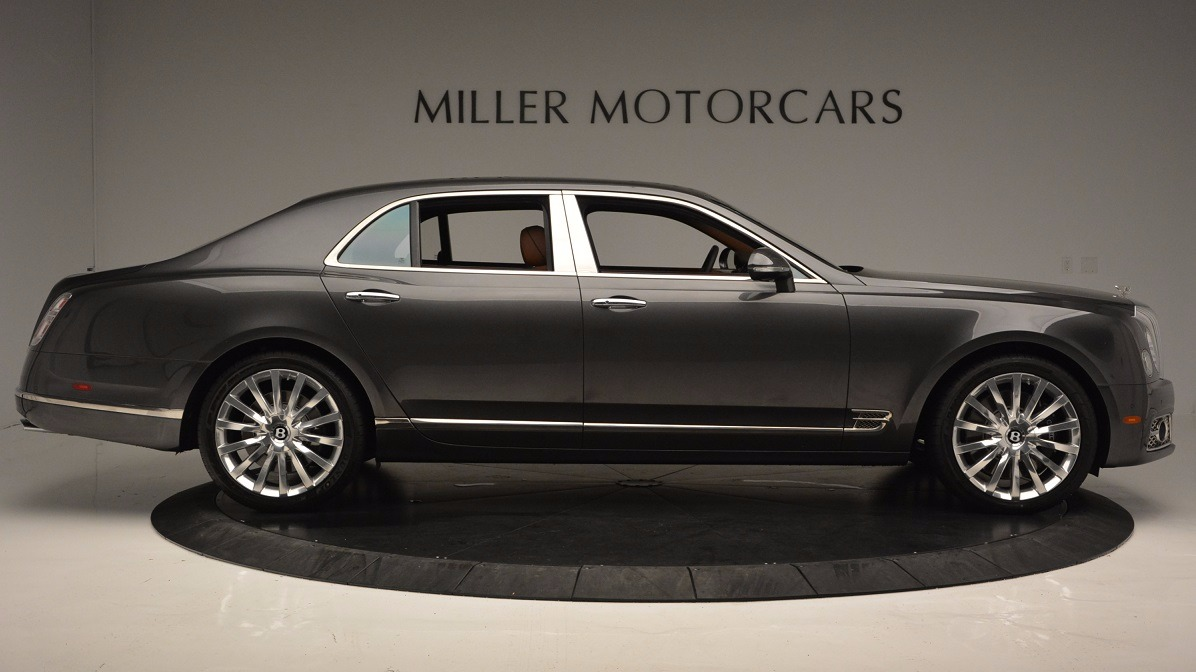 New 2017 Bentley Mulsanne  For Sale In Westport, CT 508_p9