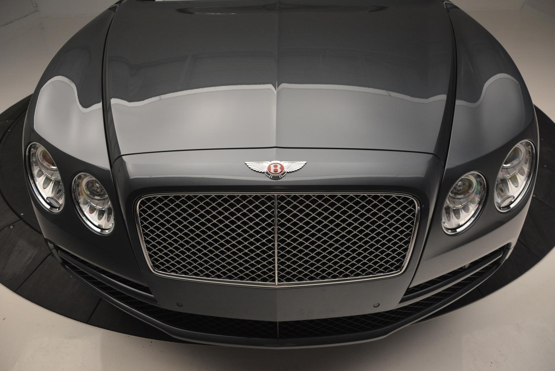 Used 2015 Bentley Flying Spur V8  For Sale In Westport, CT 509_p14