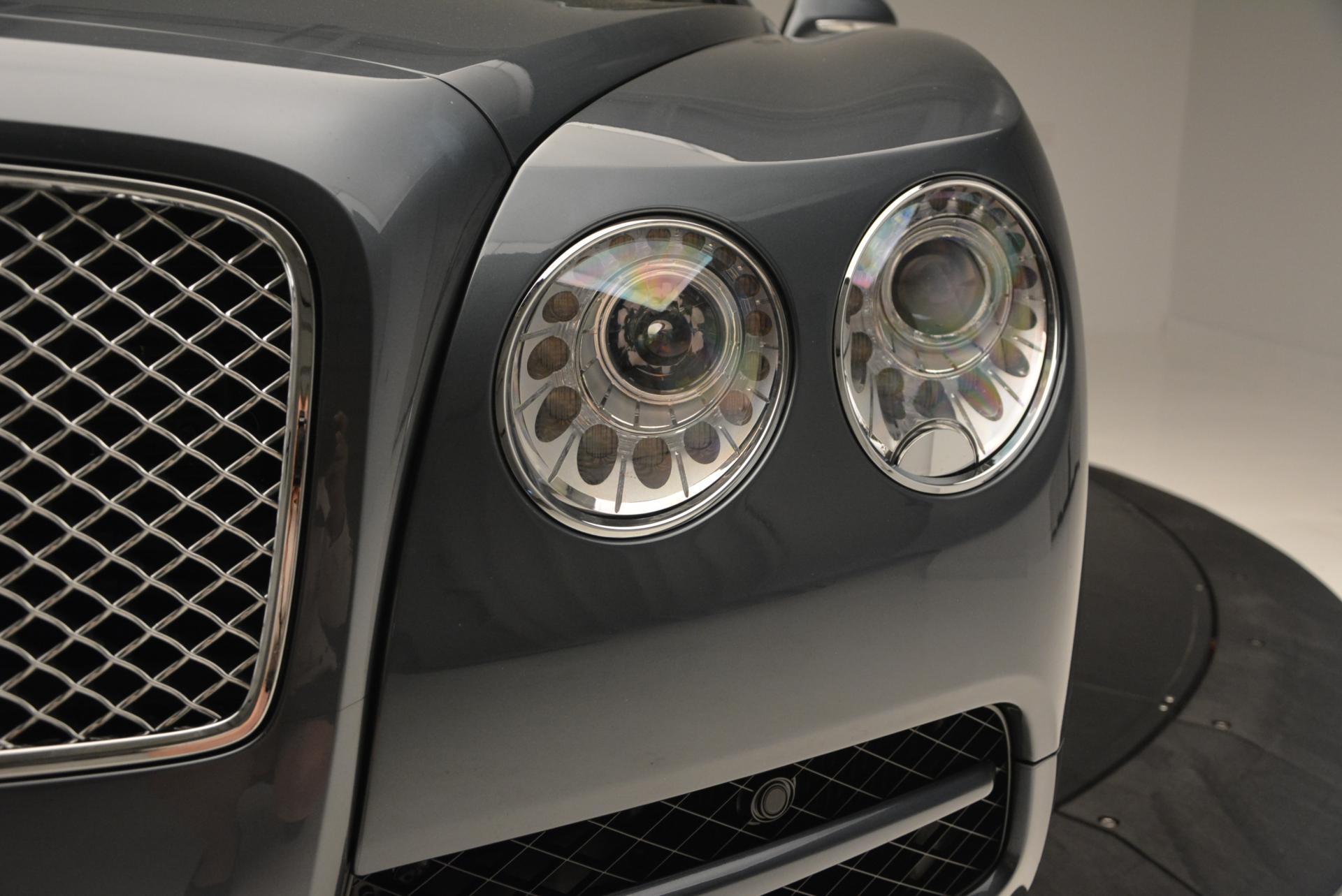 Used 2015 Bentley Flying Spur V8  For Sale In Westport, CT 509_p16