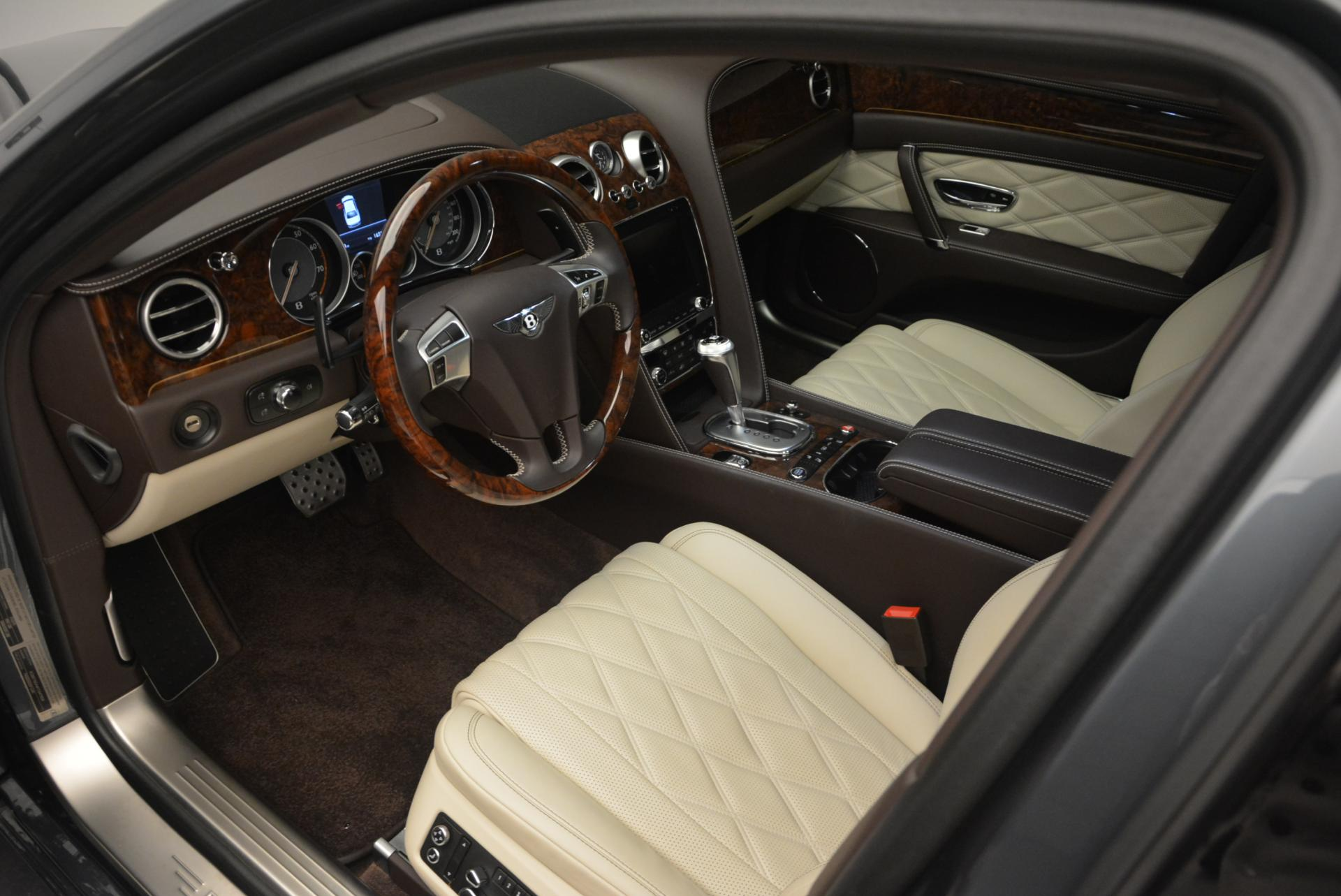 Used 2015 Bentley Flying Spur V8  For Sale In Westport, CT 509_p24
