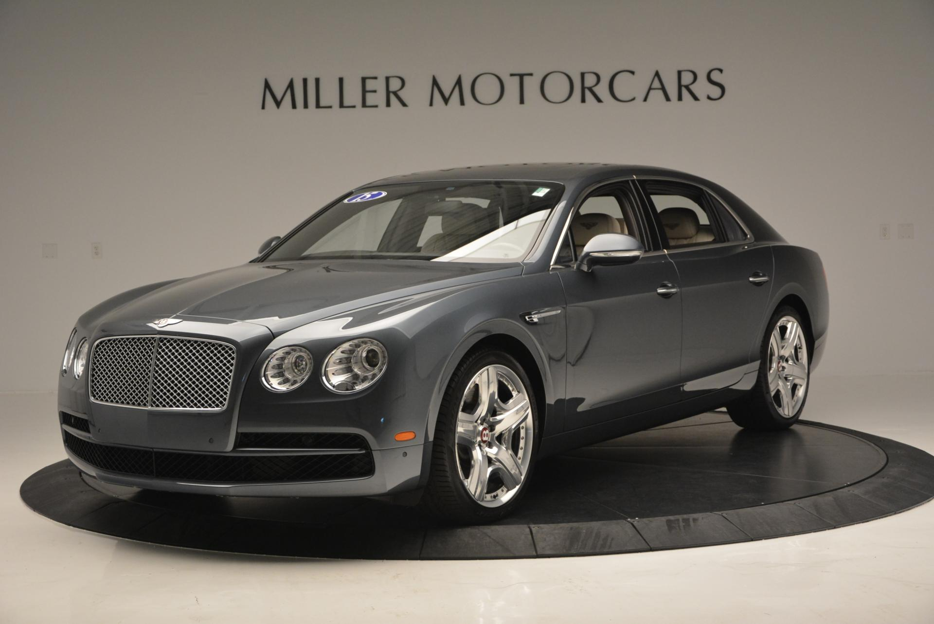 Used 2015 Bentley Flying Spur V8  For Sale In Westport, CT 509_p2