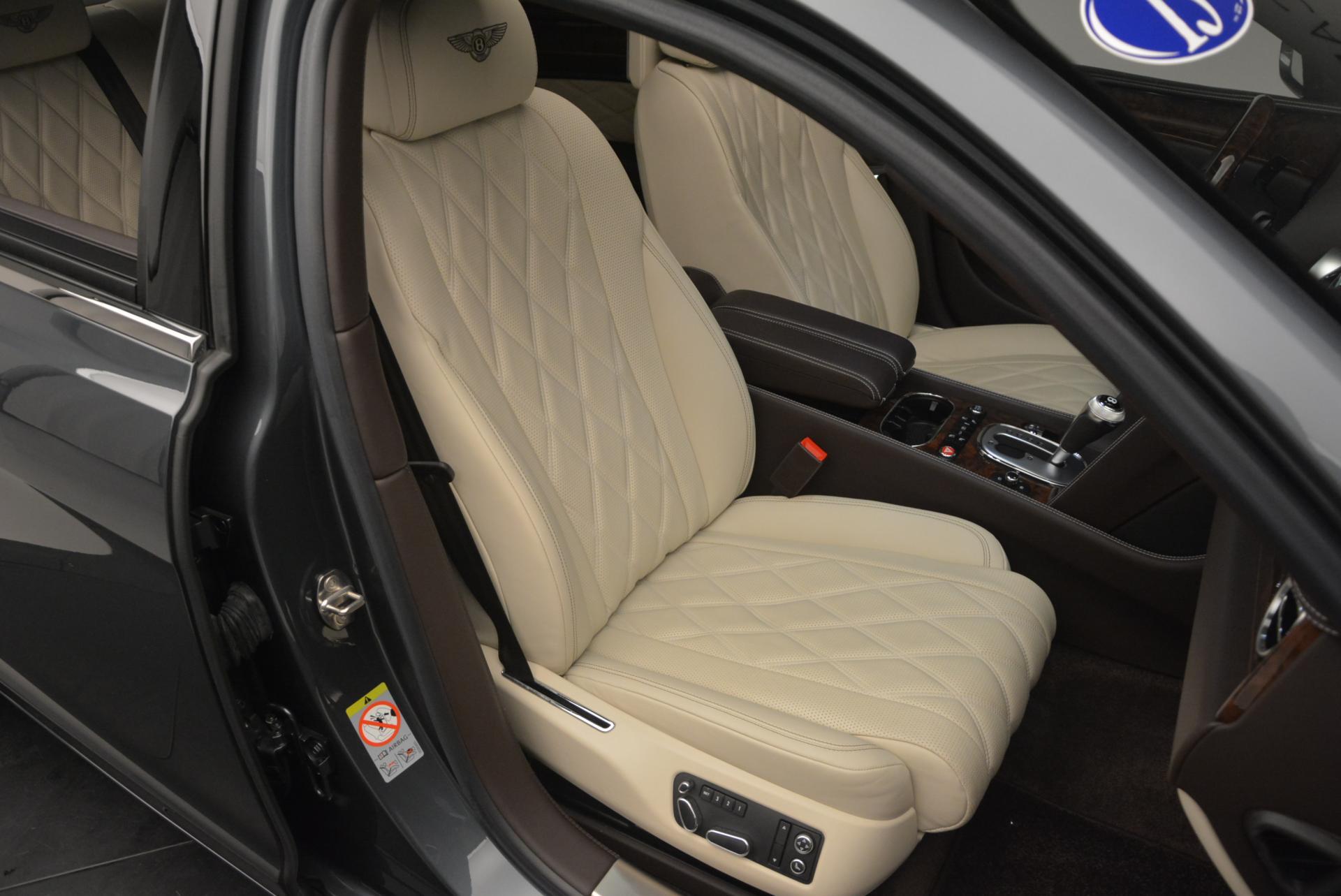 Used 2015 Bentley Flying Spur V8  For Sale In Westport, CT 509_p47