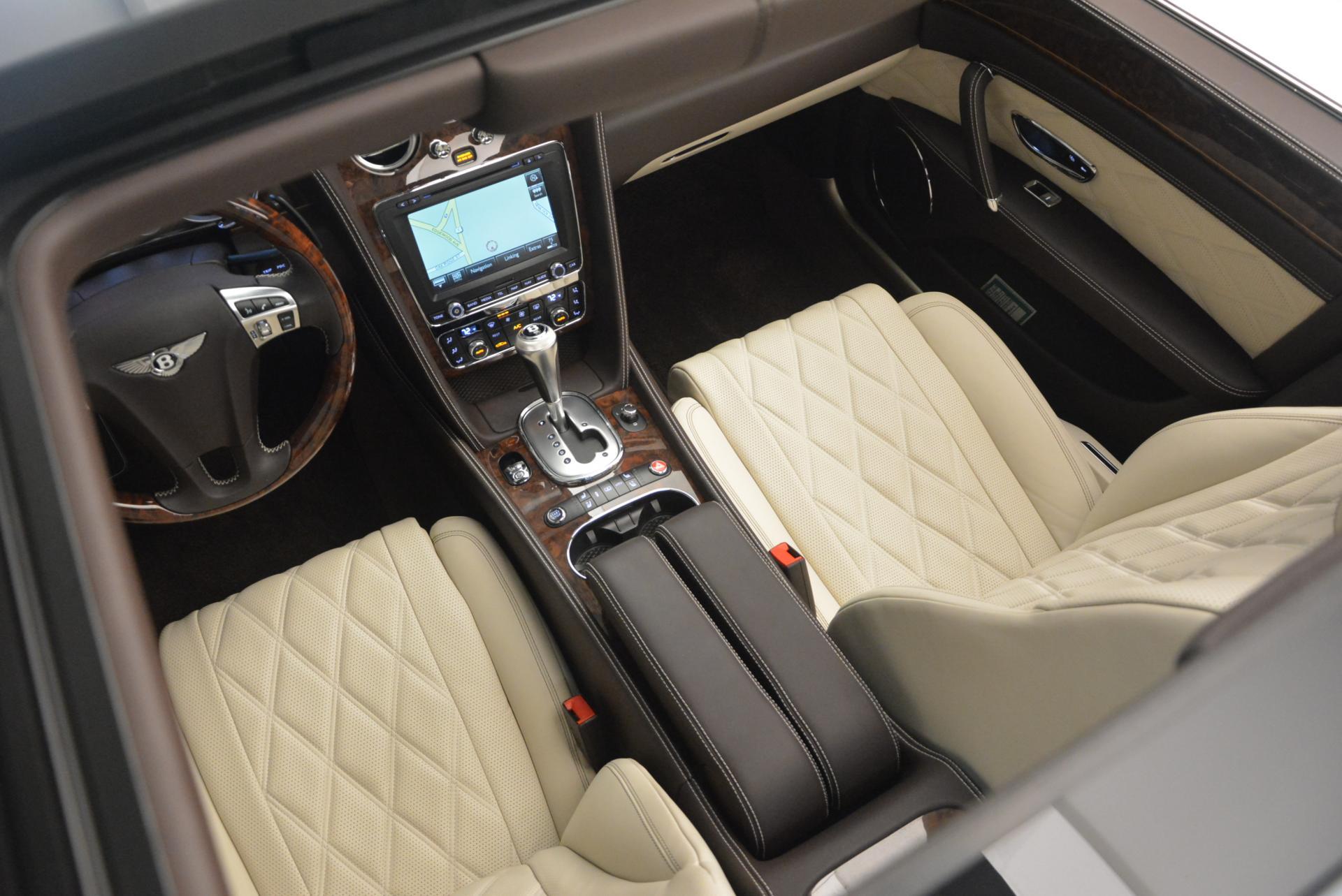 Used 2015 Bentley Flying Spur V8  For Sale In Westport, CT 509_p48