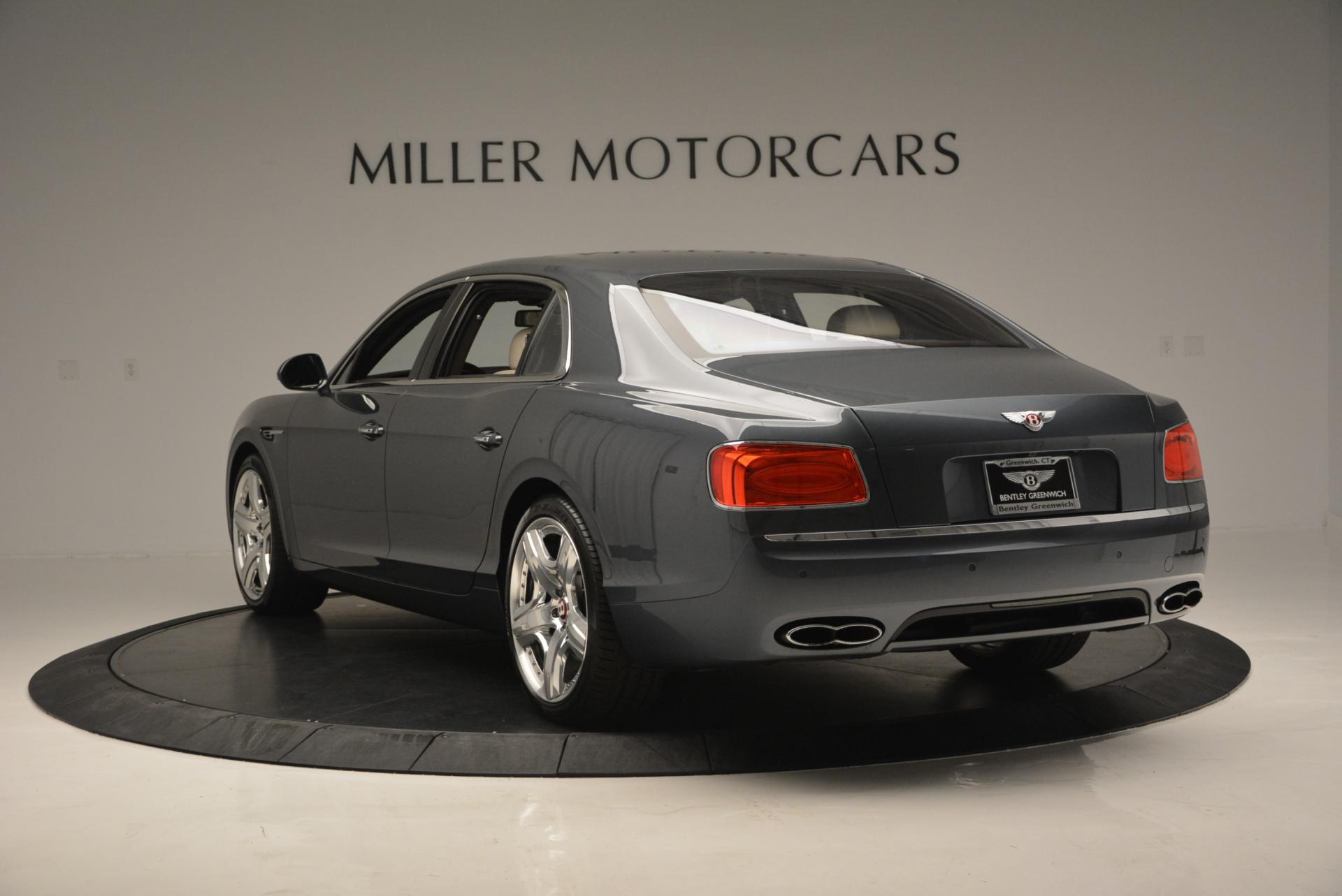 Used 2015 Bentley Flying Spur V8  For Sale In Westport, CT 509_p6