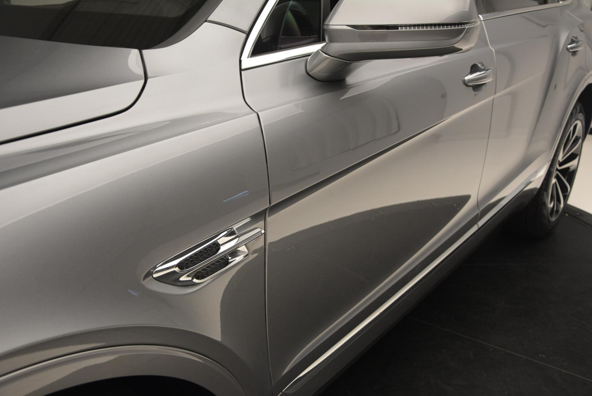 Used 2017 Bentley Bentayga W12 For Sale In Westport, CT 511_p19