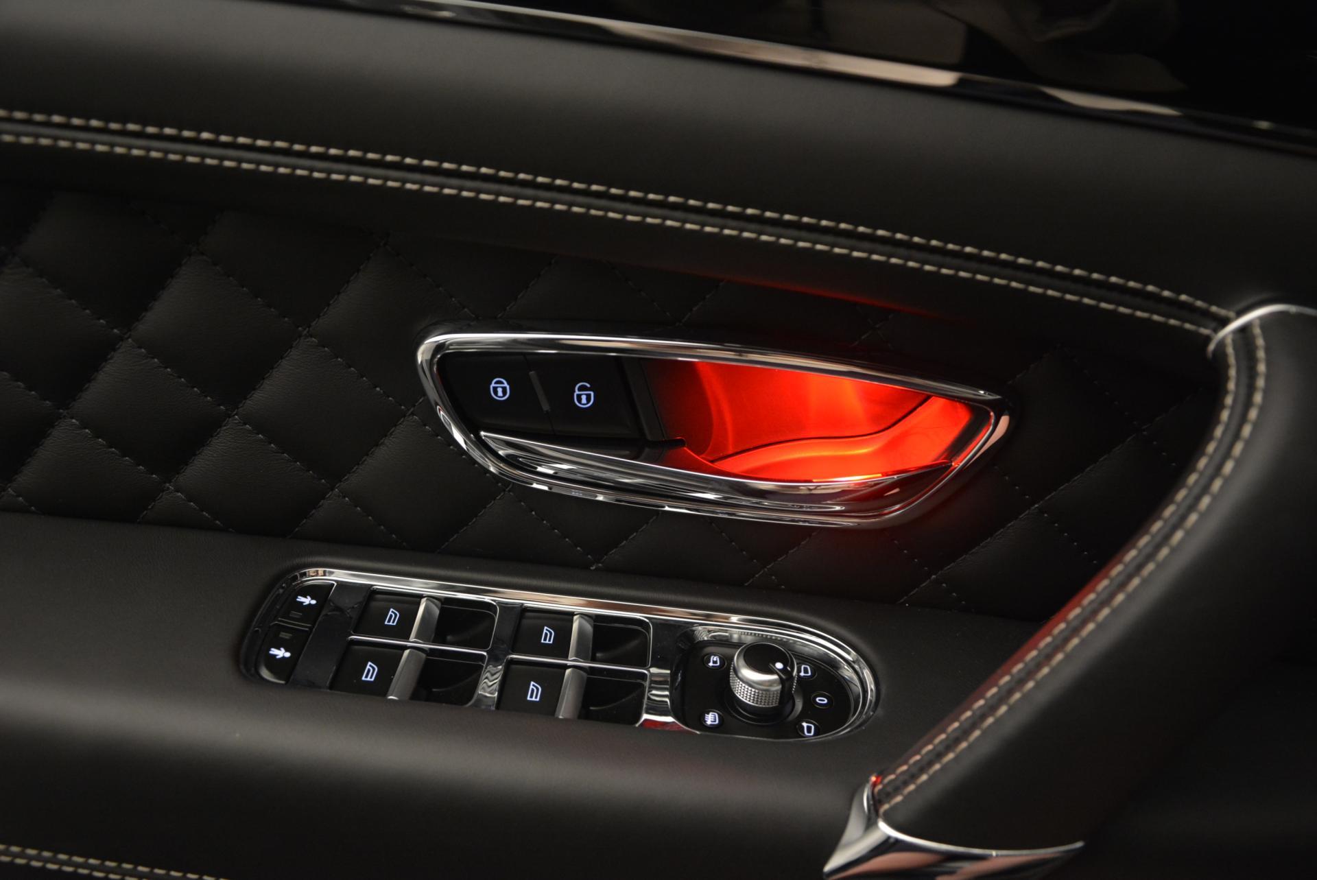 Used 2017 Bentley Bentayga W12 For Sale In Westport, CT 511_p22
