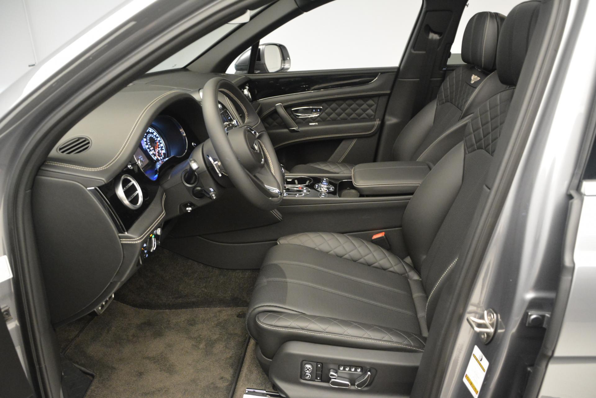 Used 2017 Bentley Bentayga W12 For Sale In Westport, CT 511_p26