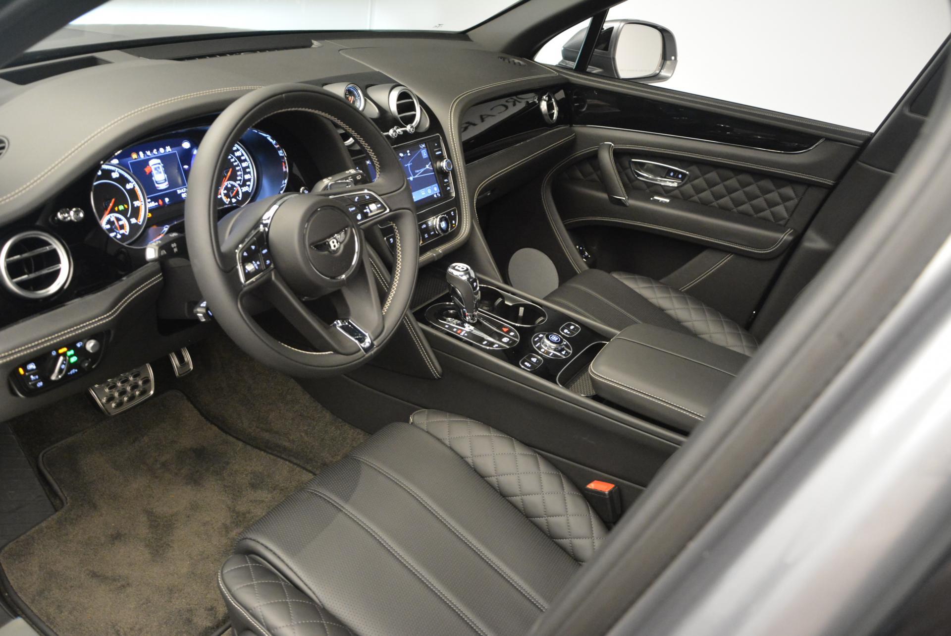 Used 2017 Bentley Bentayga W12 For Sale In Westport, CT 511_p27