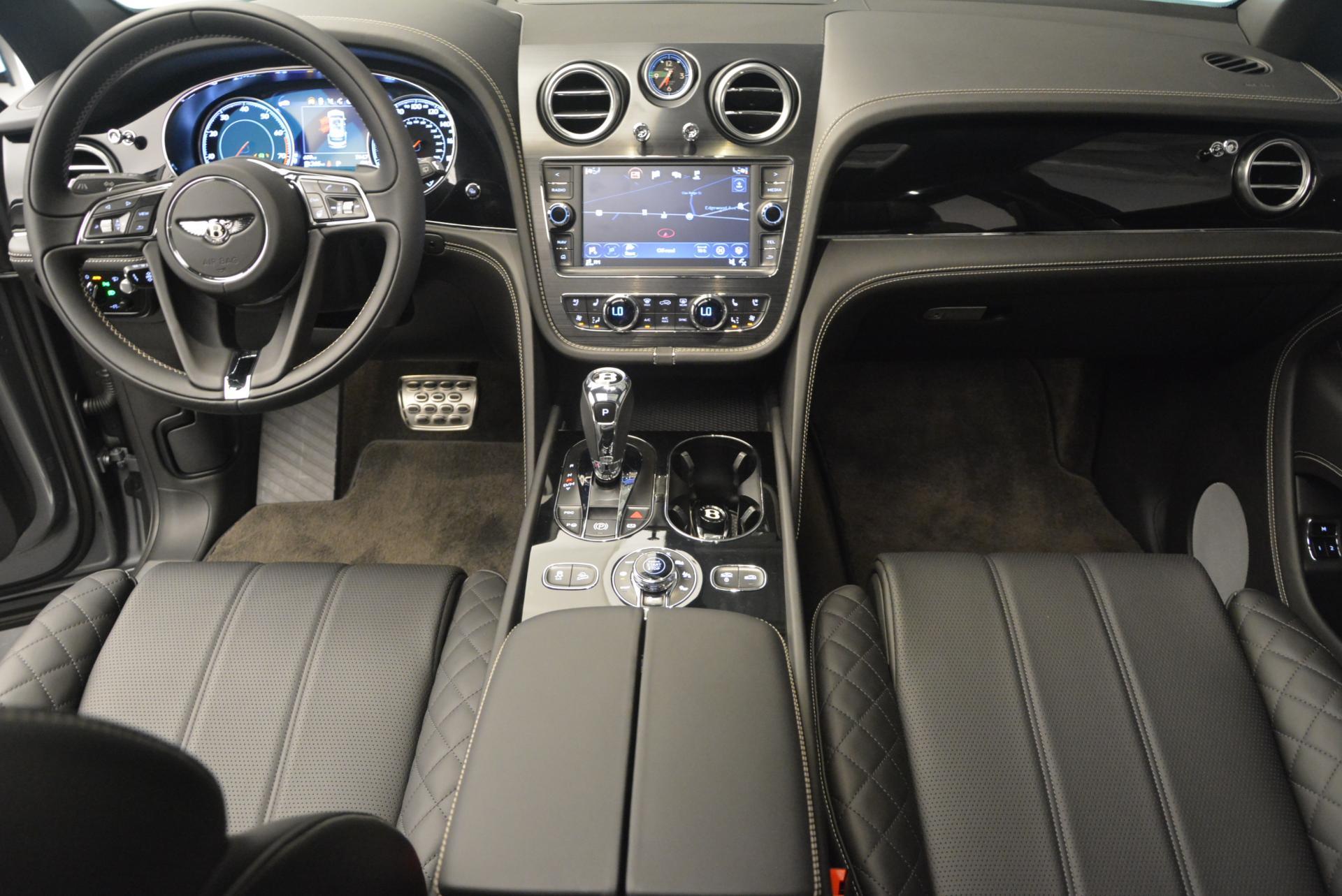 Used 2017 Bentley Bentayga W12 For Sale In Westport, CT 511_p28