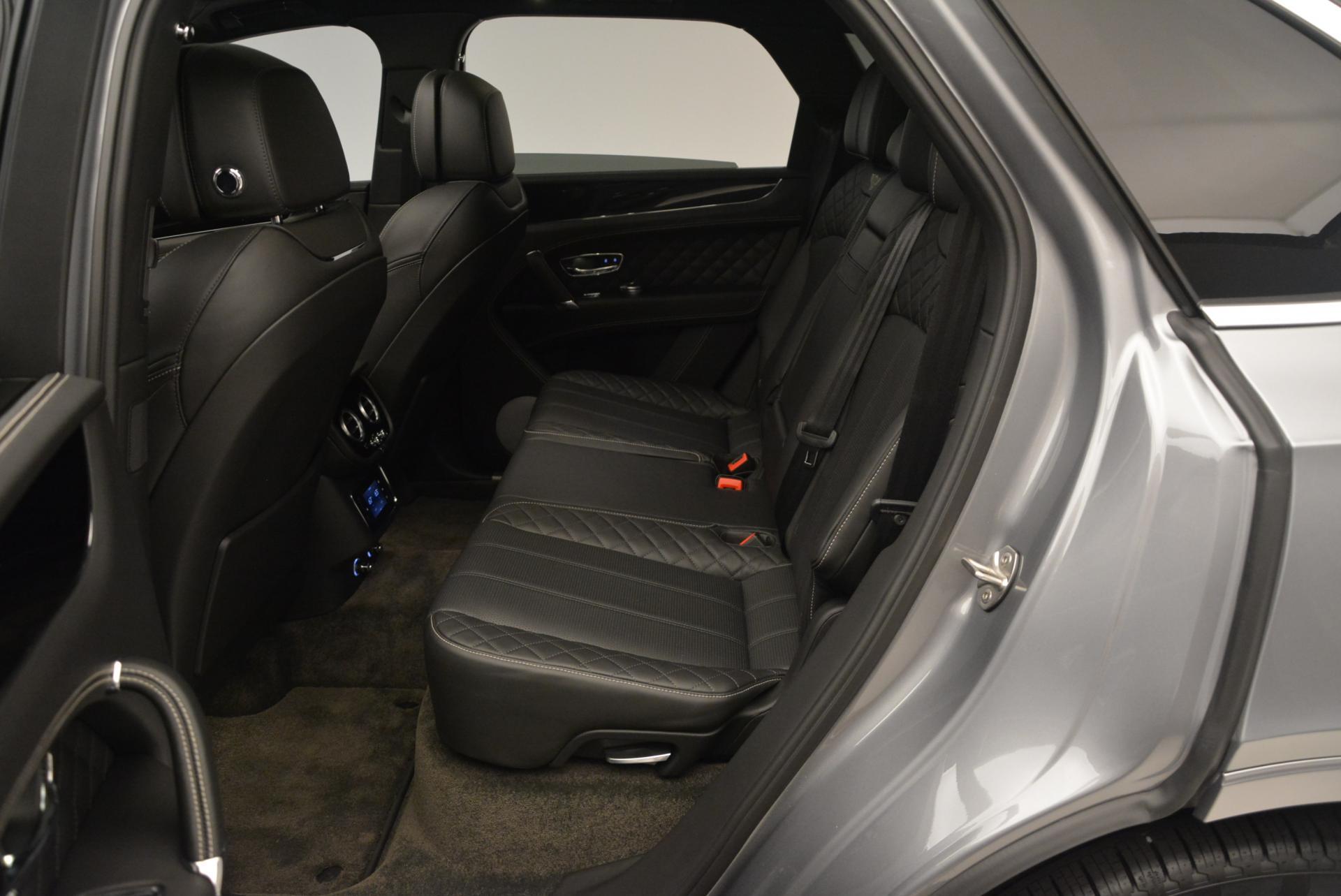 Used 2017 Bentley Bentayga W12 For Sale In Westport, CT 511_p38