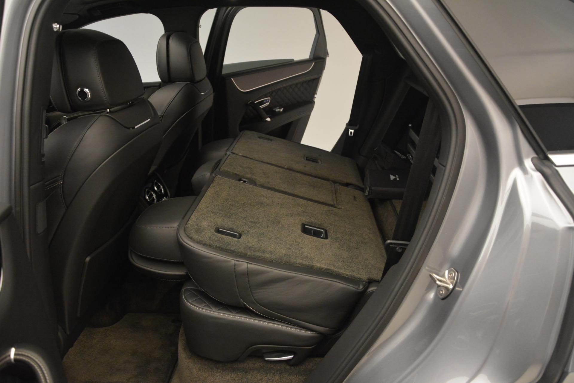 Used 2017 Bentley Bentayga W12 For Sale In Westport, CT 511_p41