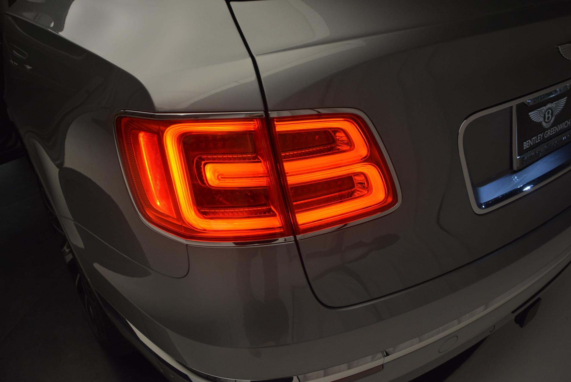 Used 2017 Bentley Bentayga W12 For Sale In Westport, CT 511_p42