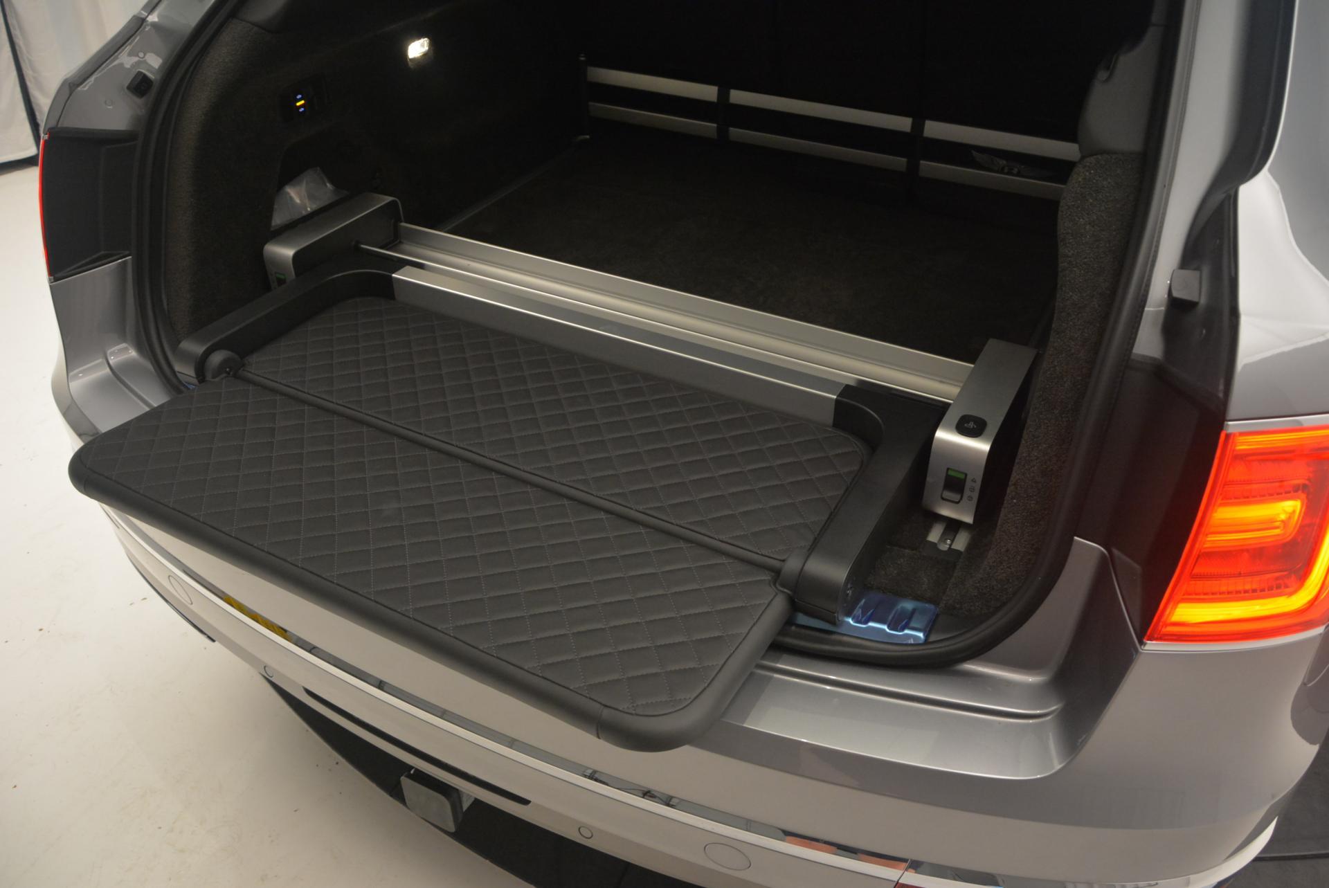 Used 2017 Bentley Bentayga W12 For Sale In Westport, CT 511_p43