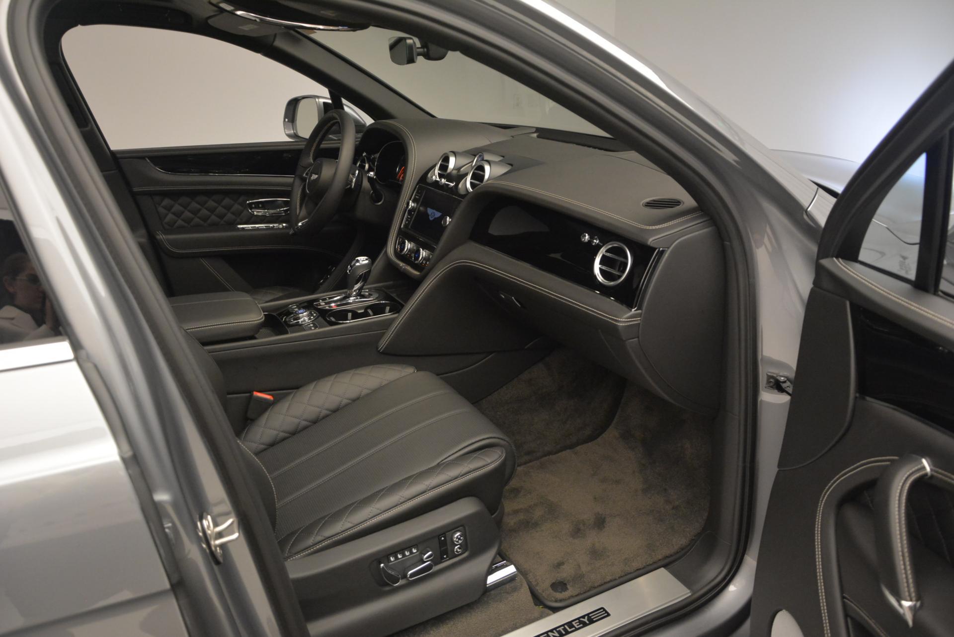 Used 2017 Bentley Bentayga W12 For Sale In Westport, CT 511_p46