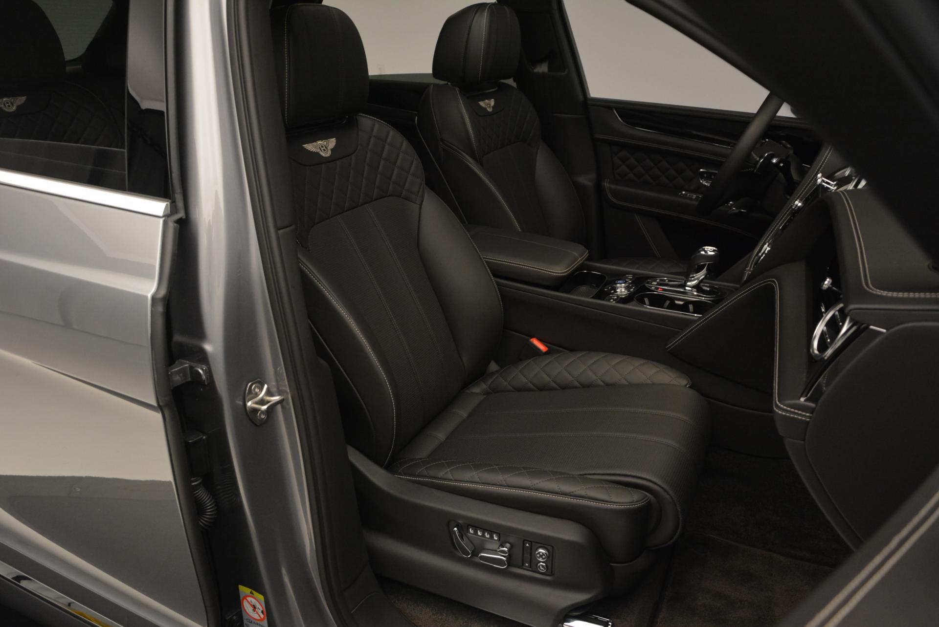 Used 2017 Bentley Bentayga W12 For Sale In Westport, CT 511_p48