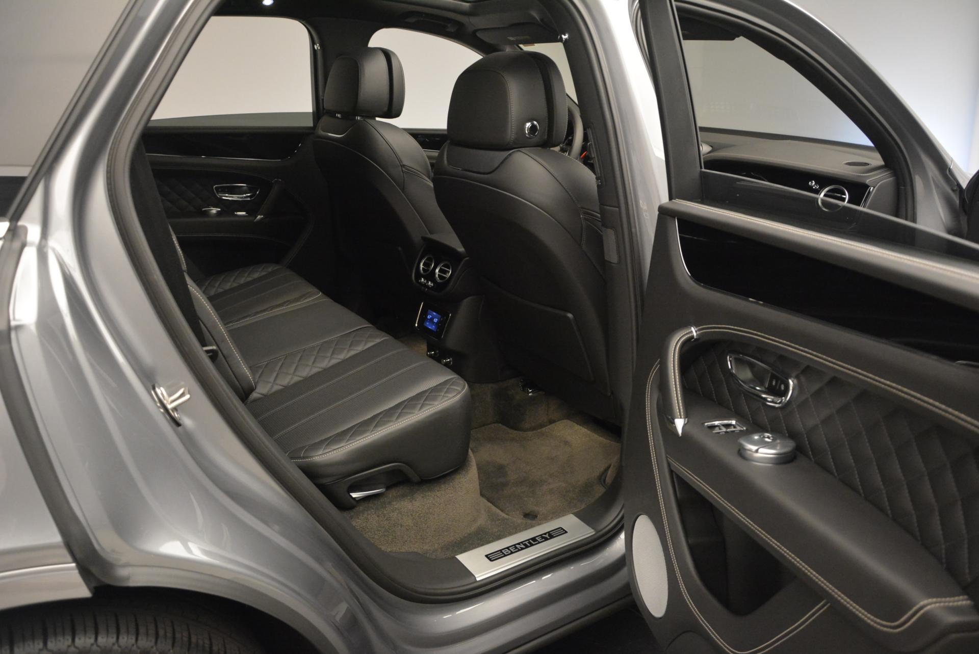 Used 2017 Bentley Bentayga W12 For Sale In Westport, CT 511_p49