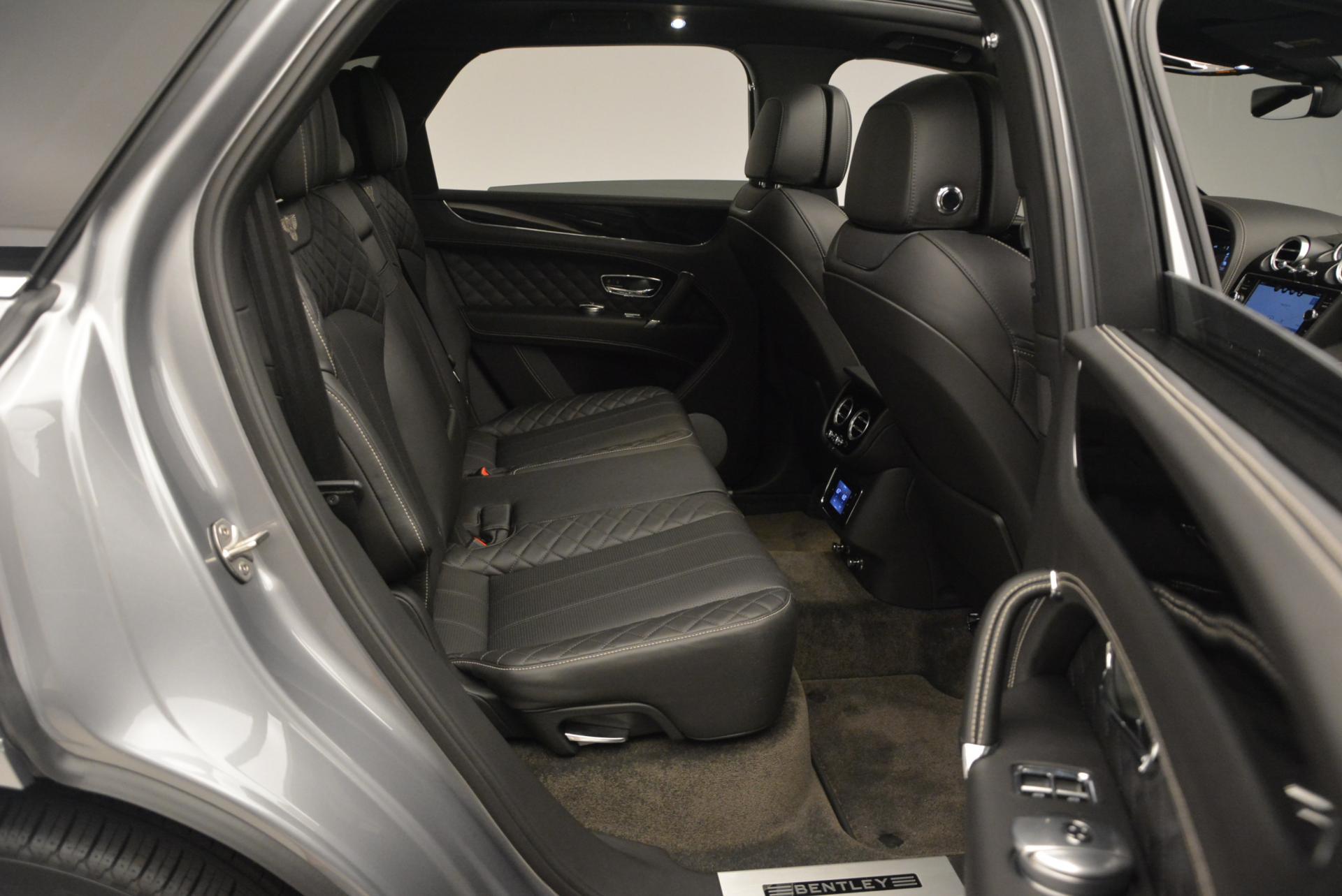 Used 2017 Bentley Bentayga W12 For Sale In Westport, CT 511_p50
