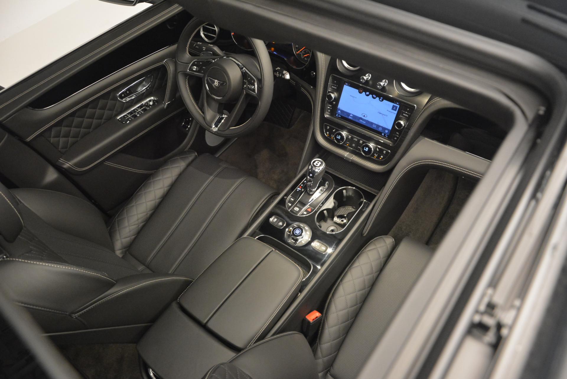 Used 2017 Bentley Bentayga W12 For Sale In Westport, CT 511_p51
