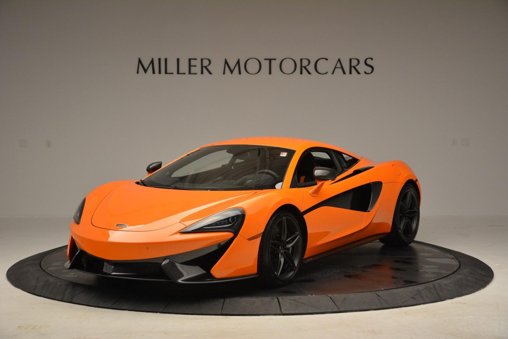 Used 2016 McLaren 570S  For Sale In Westport, CT 512_main