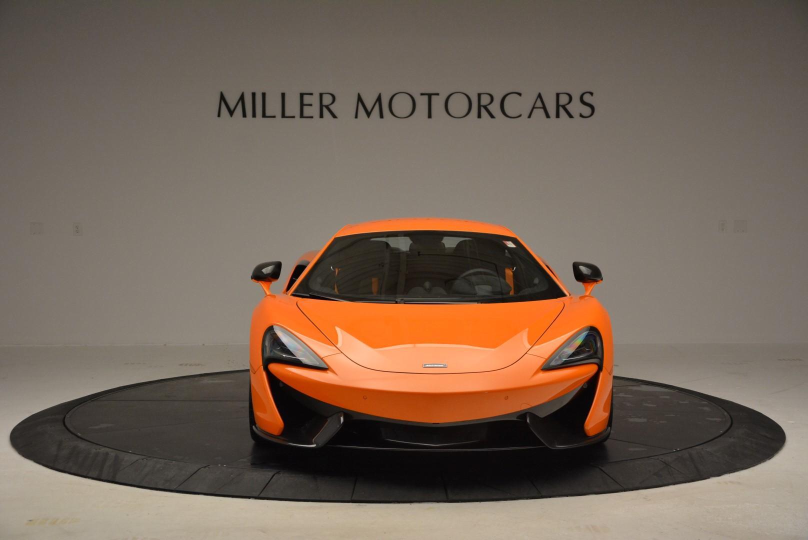 Used 2016 McLaren 570S  For Sale In Westport, CT 512_p12