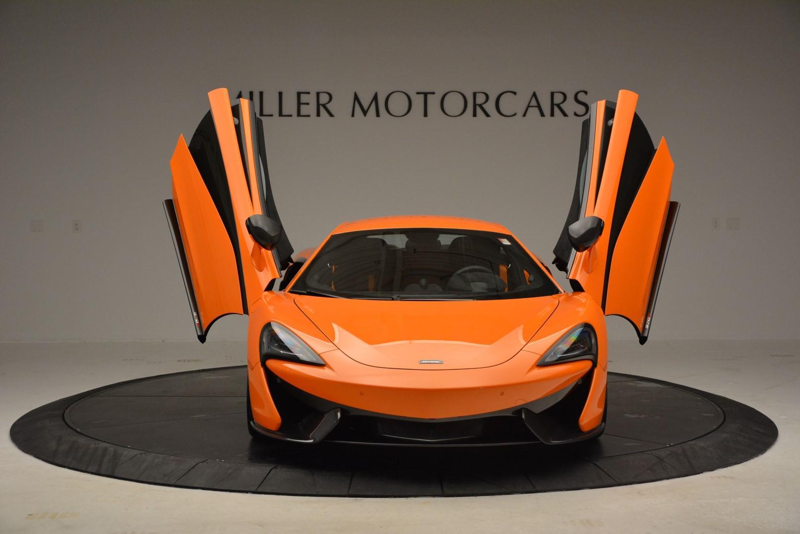 Used 2016 McLaren 570S  For Sale In Westport, CT 512_p13