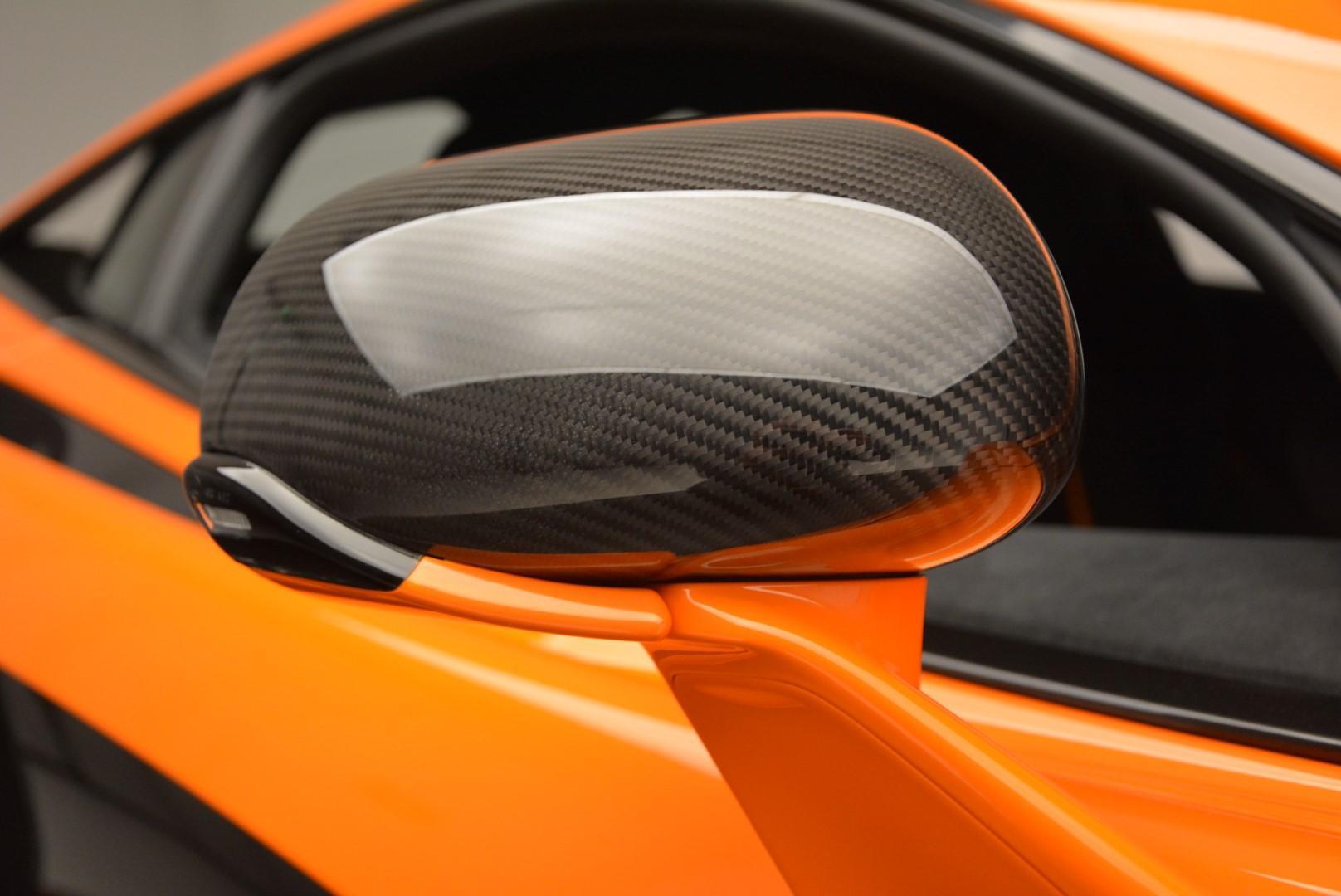 Used 2016 McLaren 570S  For Sale In Westport, CT 512_p21