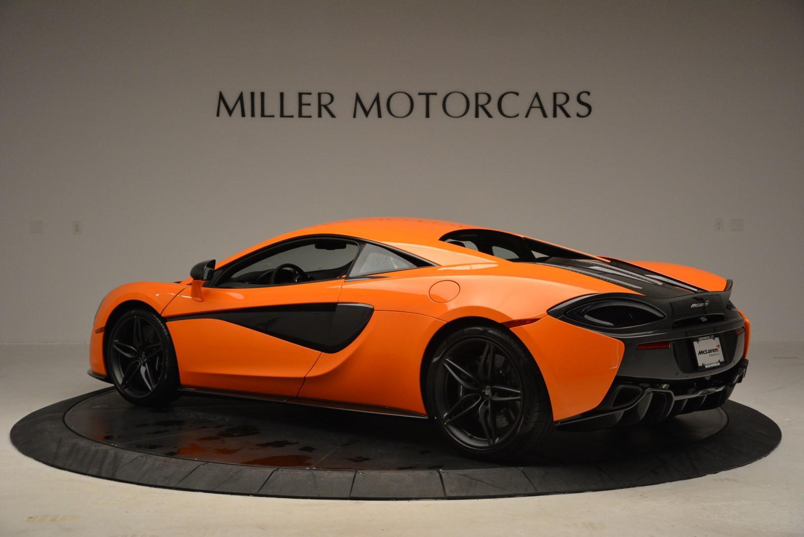 Used 2016 McLaren 570S  For Sale In Westport, CT 512_p4