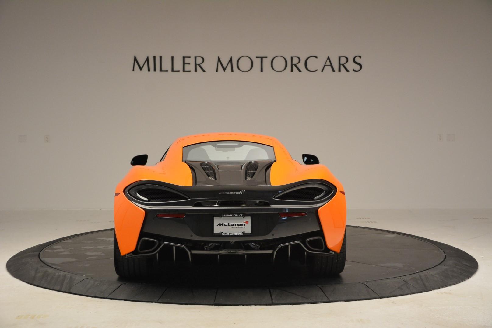 Used 2016 McLaren 570S  For Sale In Westport, CT 512_p6